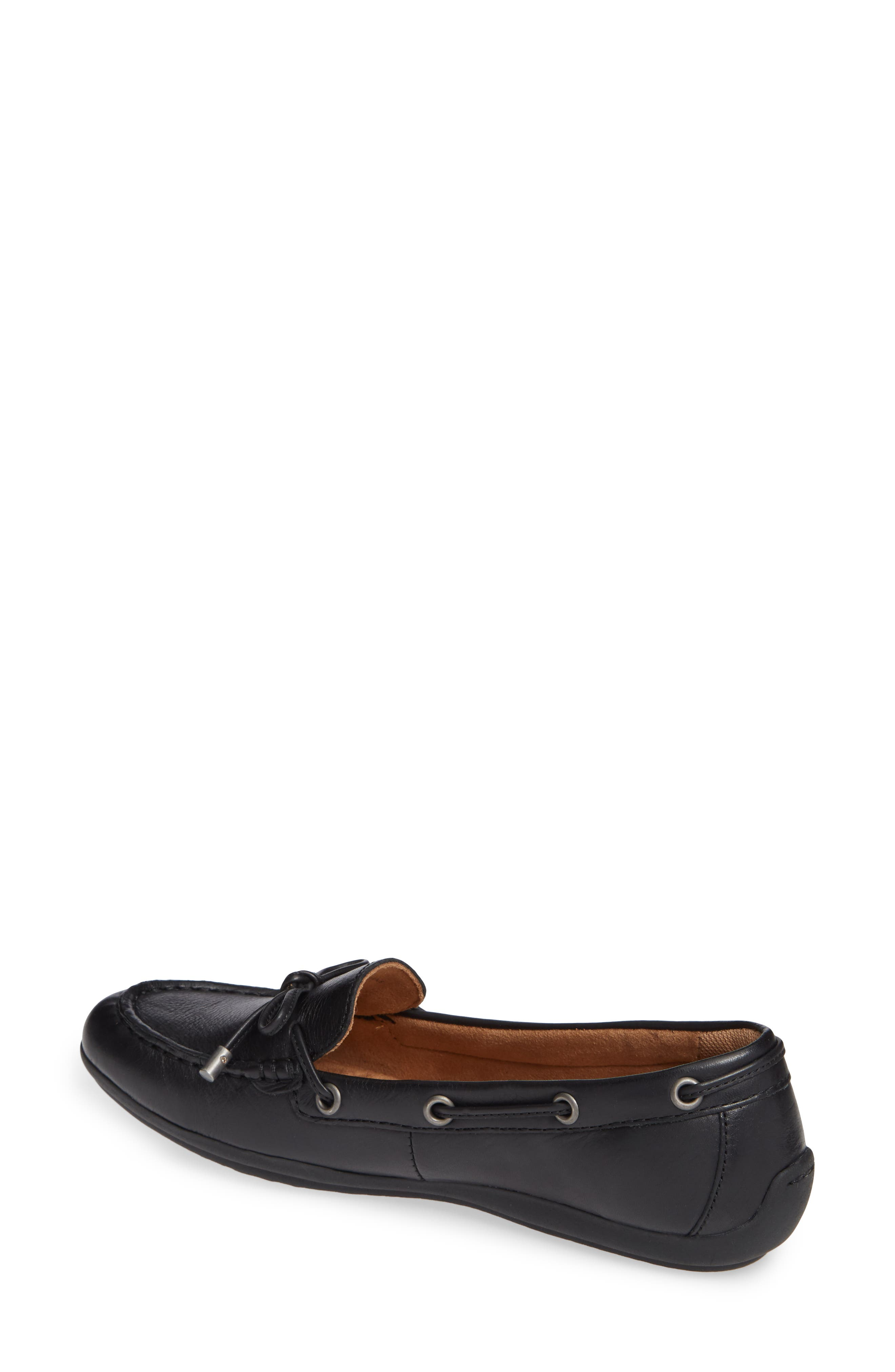 Mindy Loafer,                             Alternate thumbnail 2, color,                             BLACK
