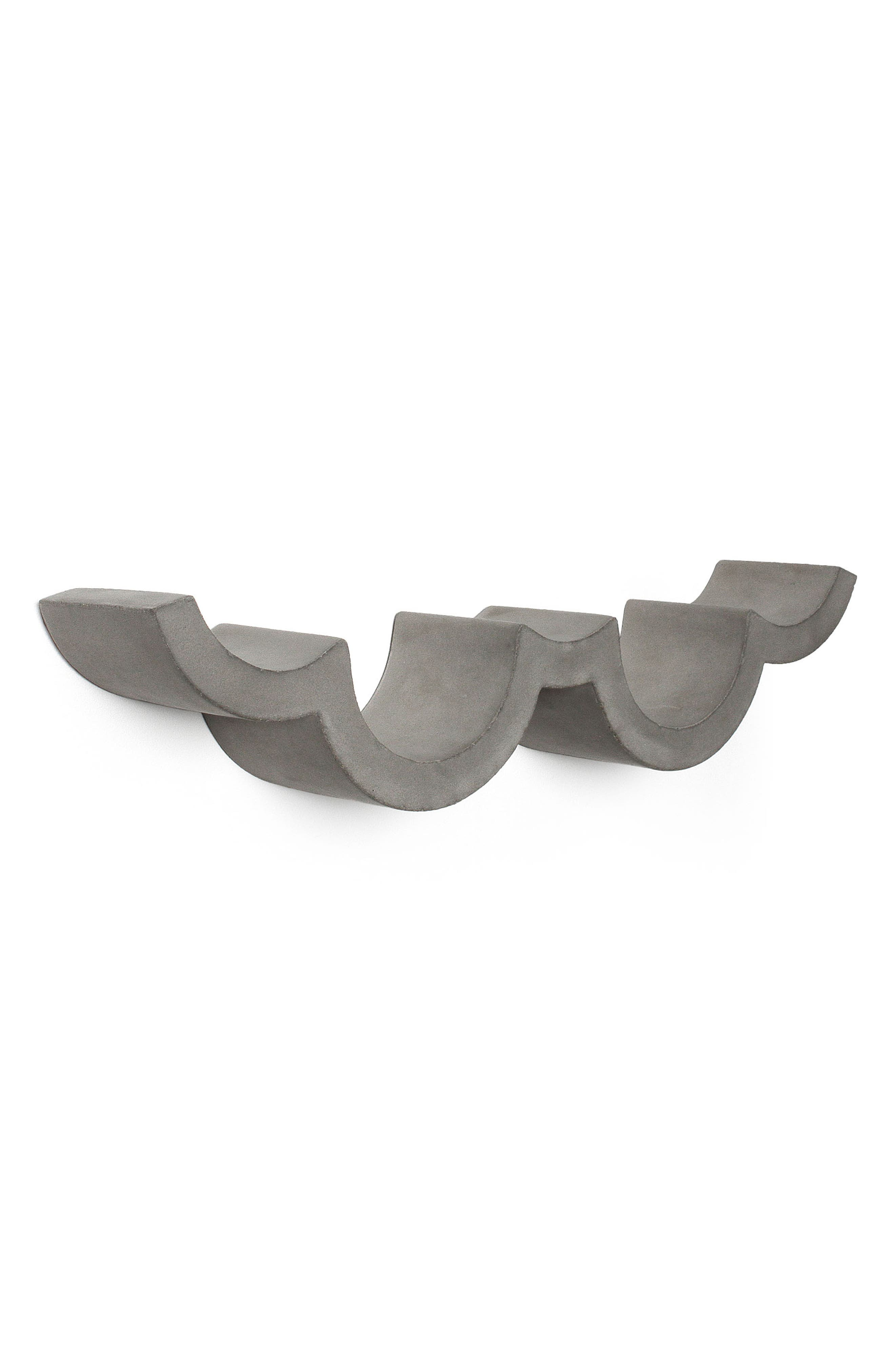 Lyon Béton Small Cloud Toilet Paper Holder,                             Alternate thumbnail 2, color,                             CEMENT