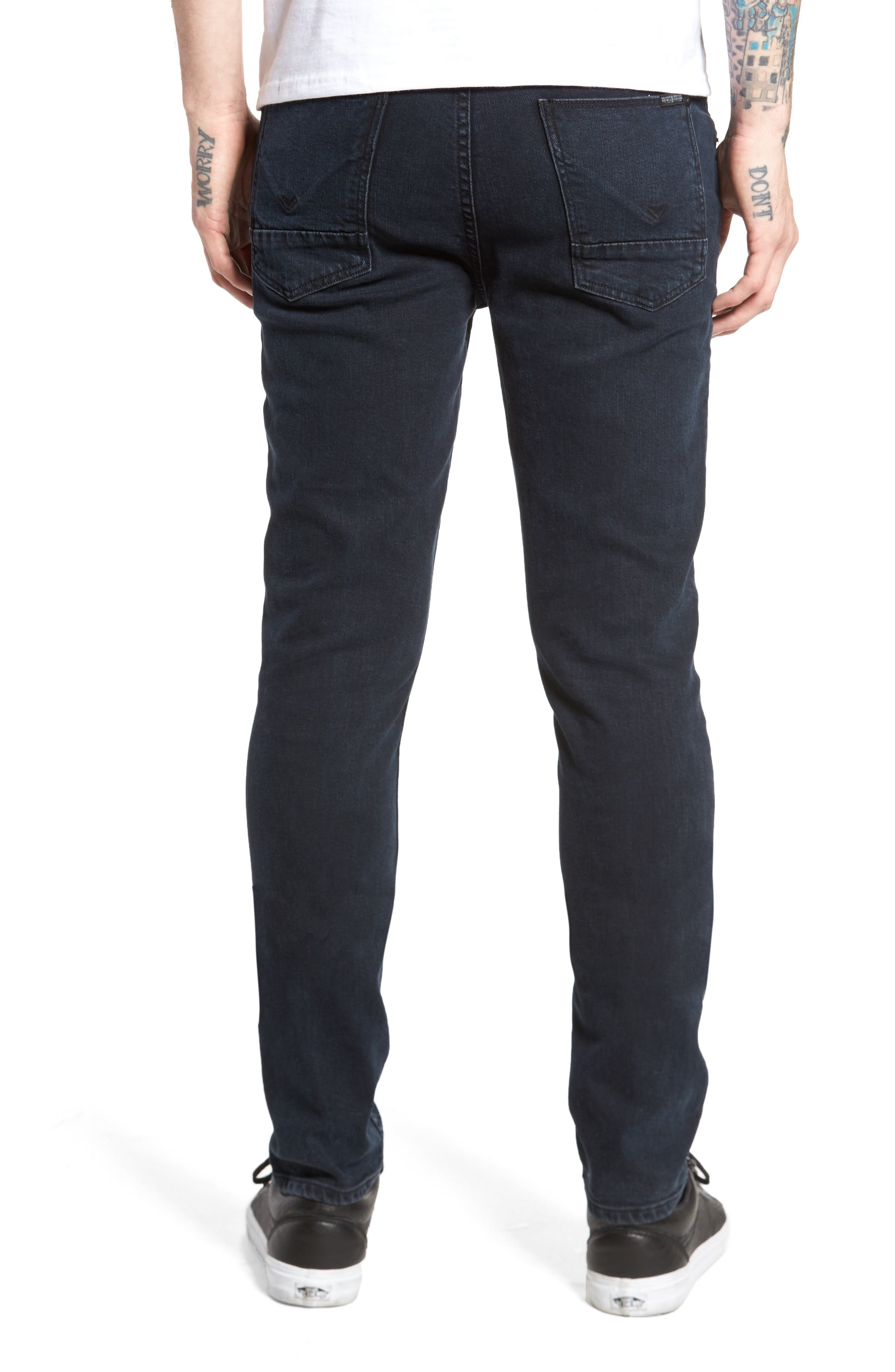 Axl Skinny Fit Jeans,                             Alternate thumbnail 2, color,                             401