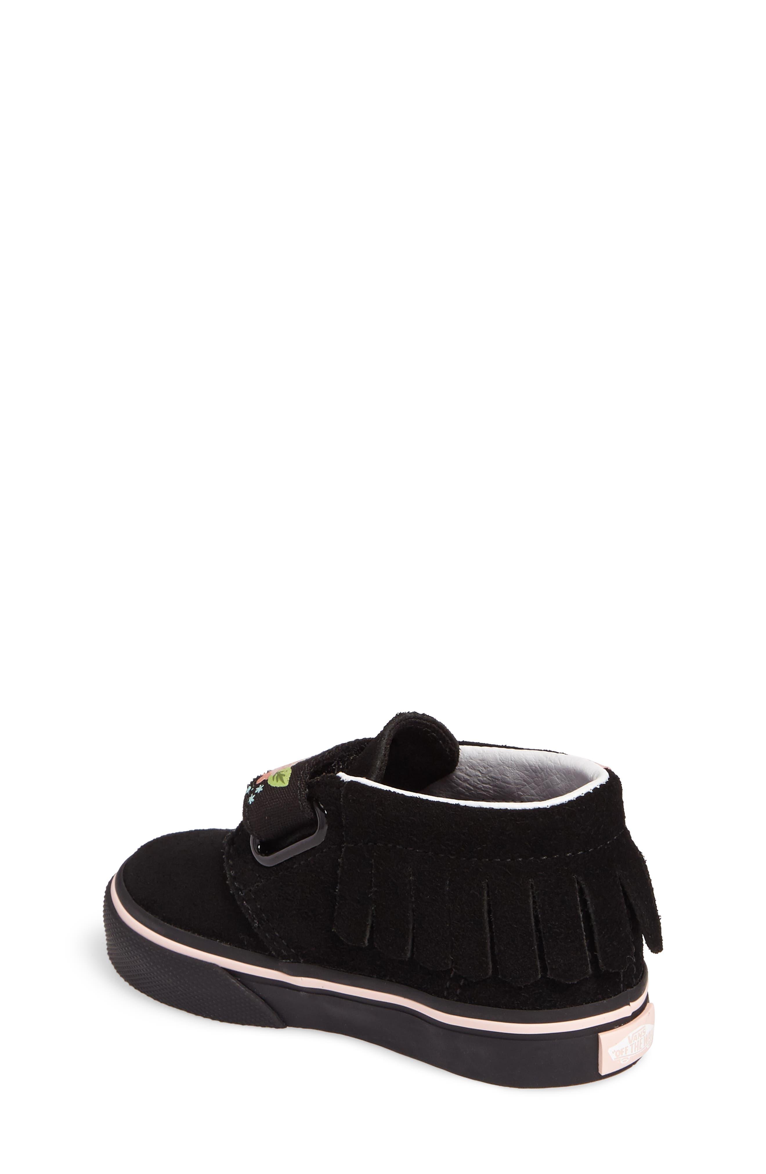 Chukka V Moc Sneaker,                             Alternate thumbnail 2, color,                             001