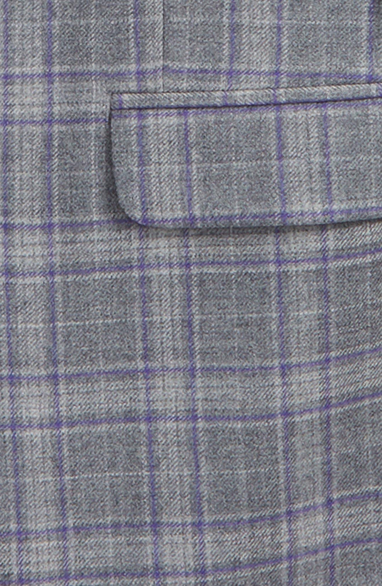 Sport Coat,                             Alternate thumbnail 2, color,                             LIGHT GREY