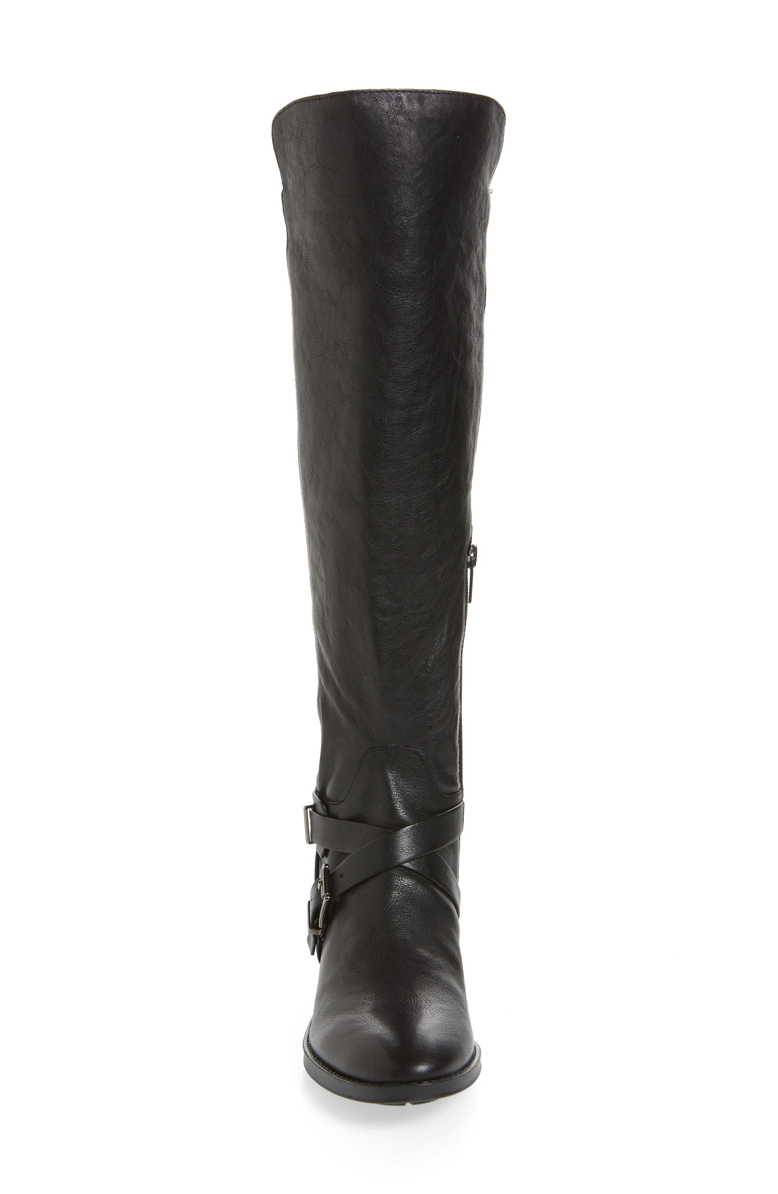 Paton Over the Knee Boot,                             Alternate thumbnail 4, color,                             002