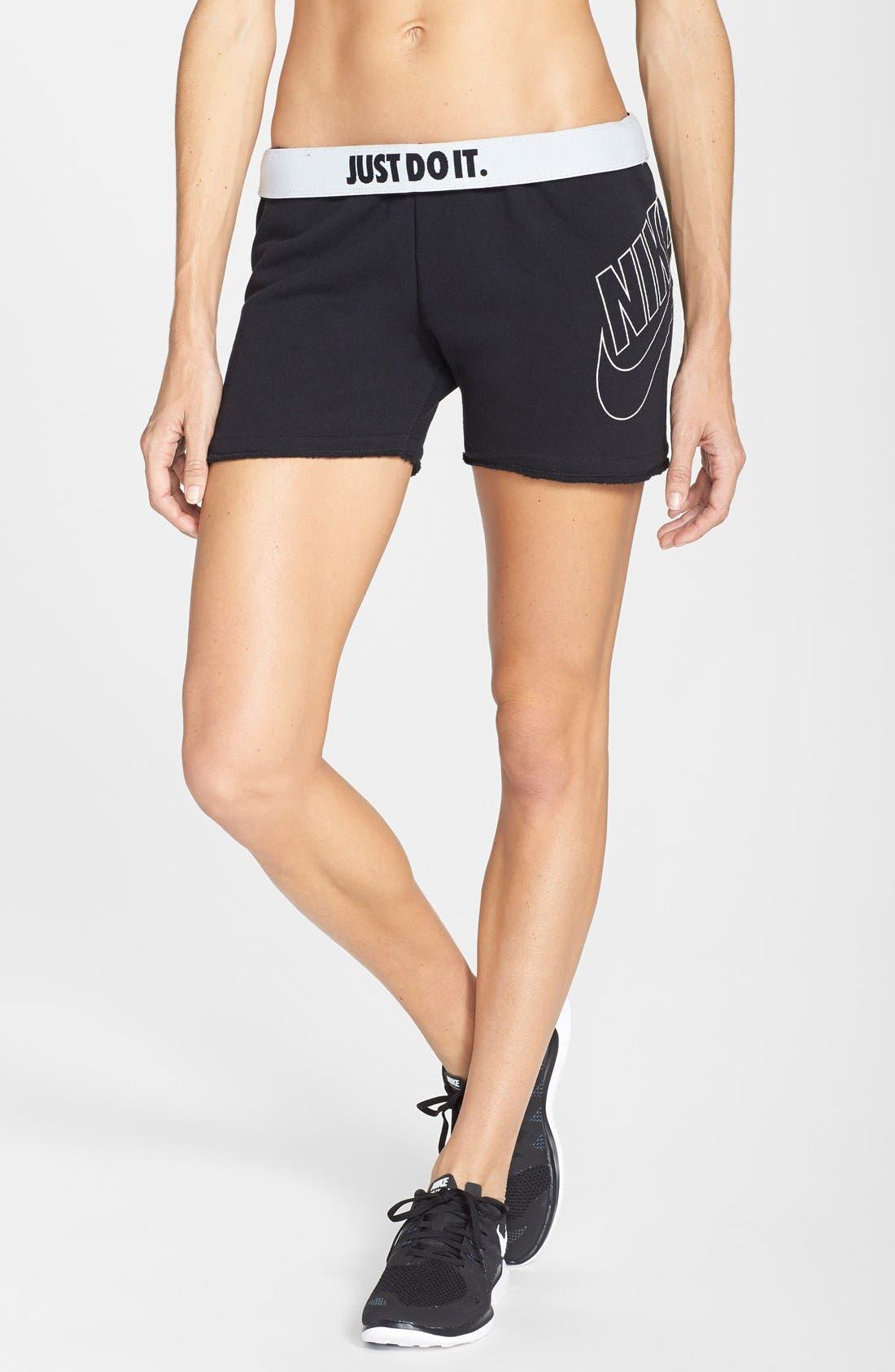 'Rally' Shorts, Main, color, 010