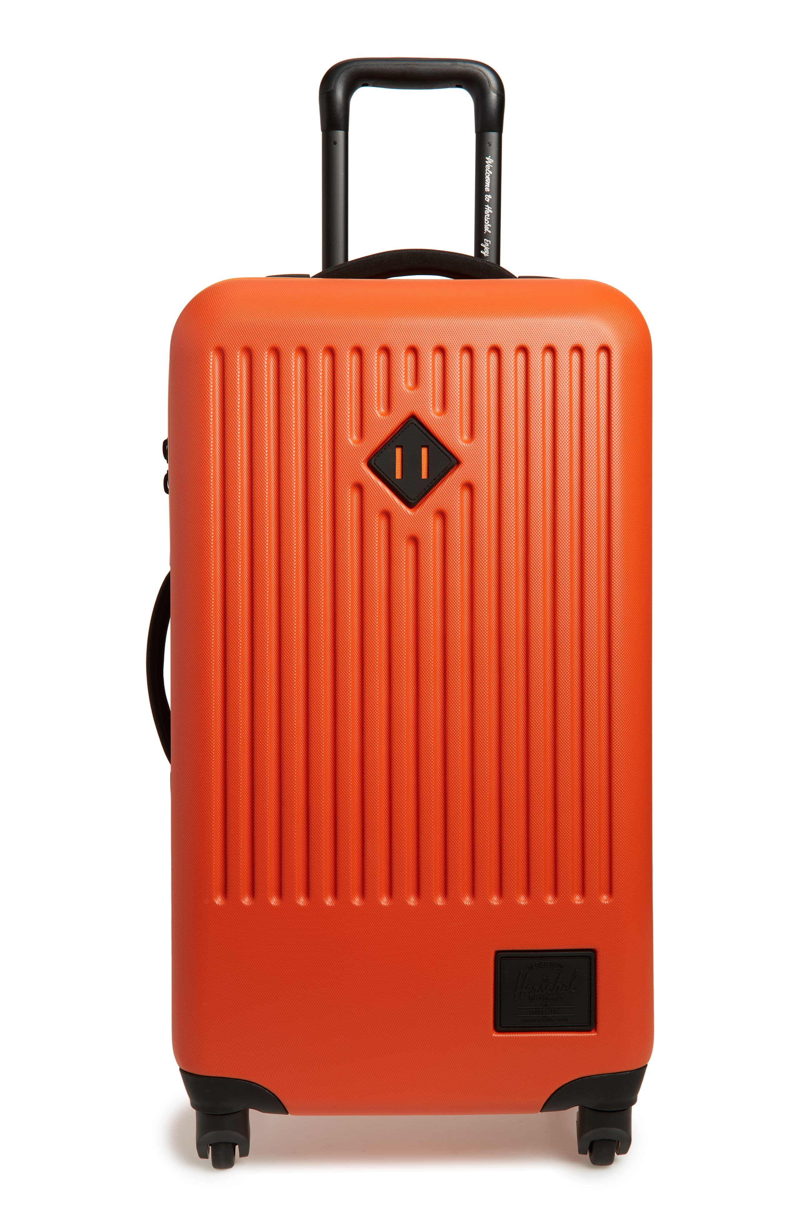 Trade 29-Inch Medium Wheeled Packing Case,                         Main,                         color, VERMILLION ORANGE