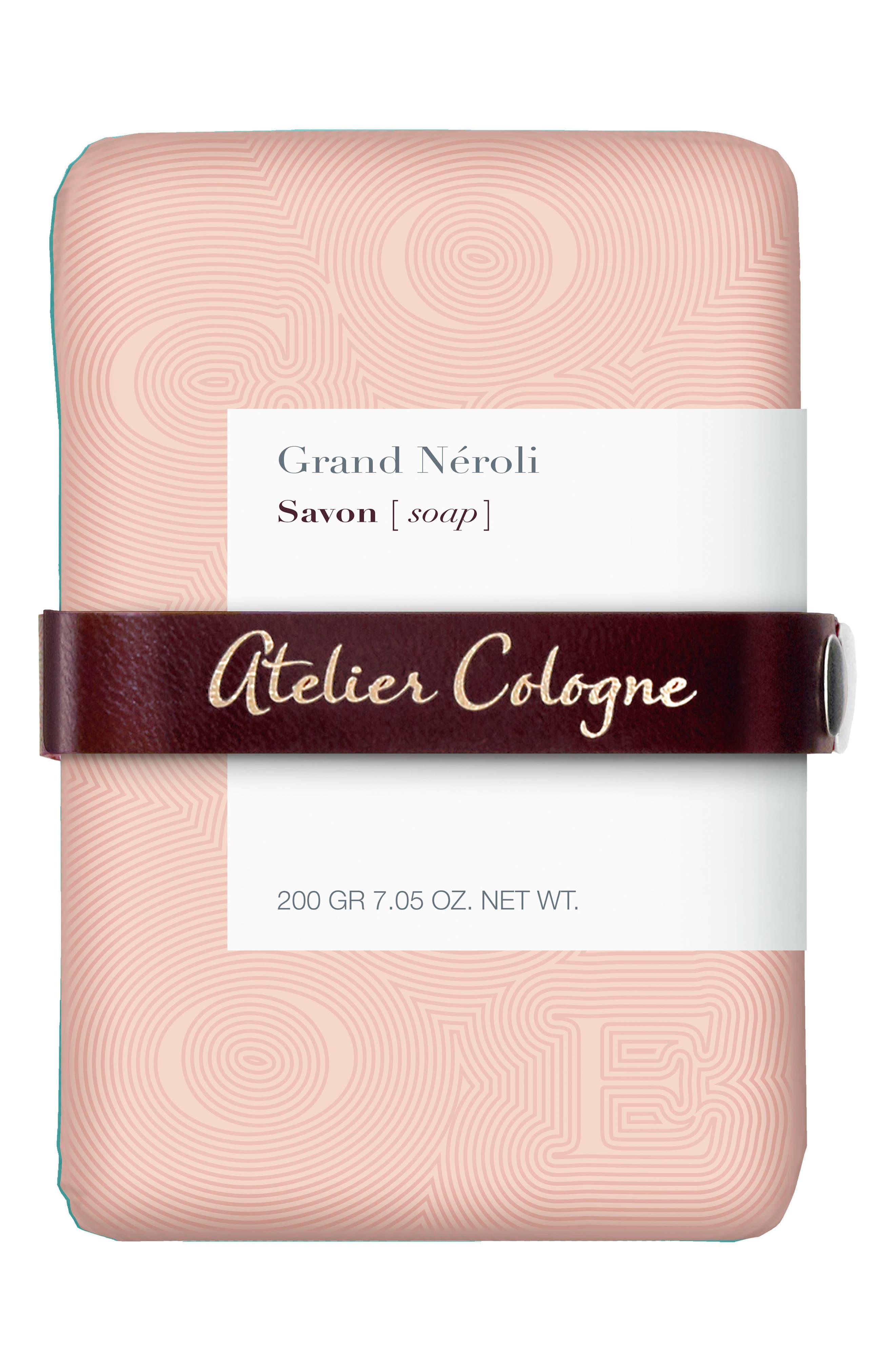 Grand Néroli Soap,                             Main thumbnail 1, color,                             NO COLOR