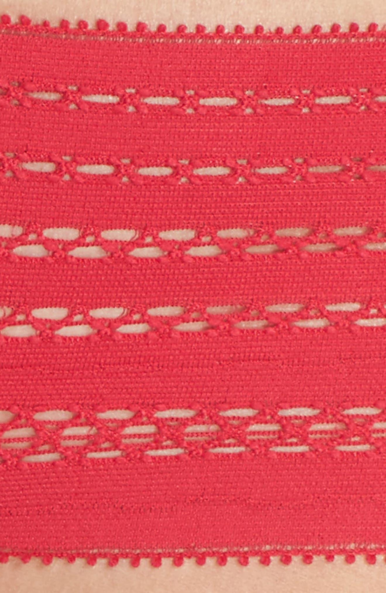 Lace Thong,                             Alternate thumbnail 20, color,