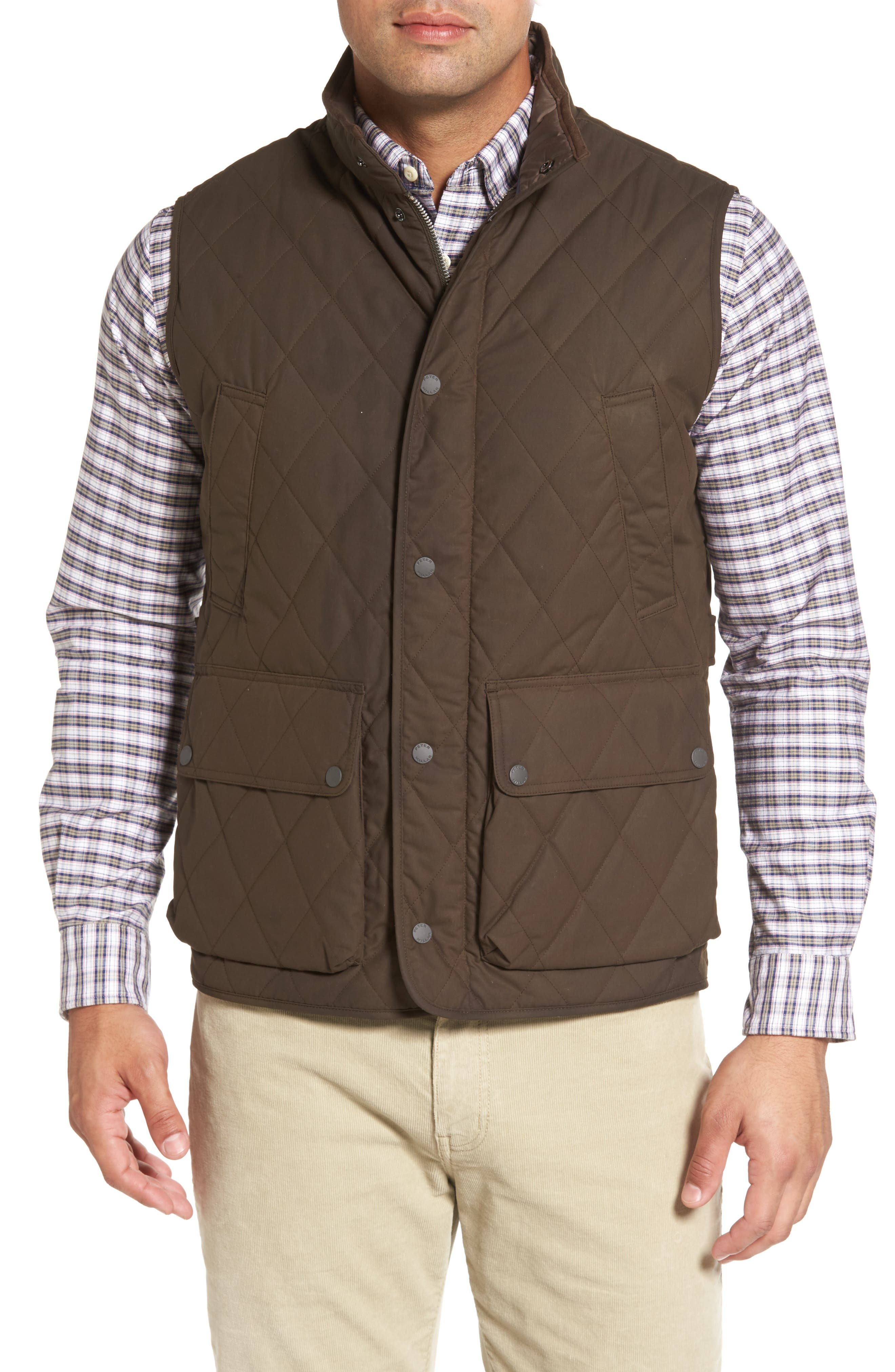 Autumn Harrison Field Jacket, Main, color, 391