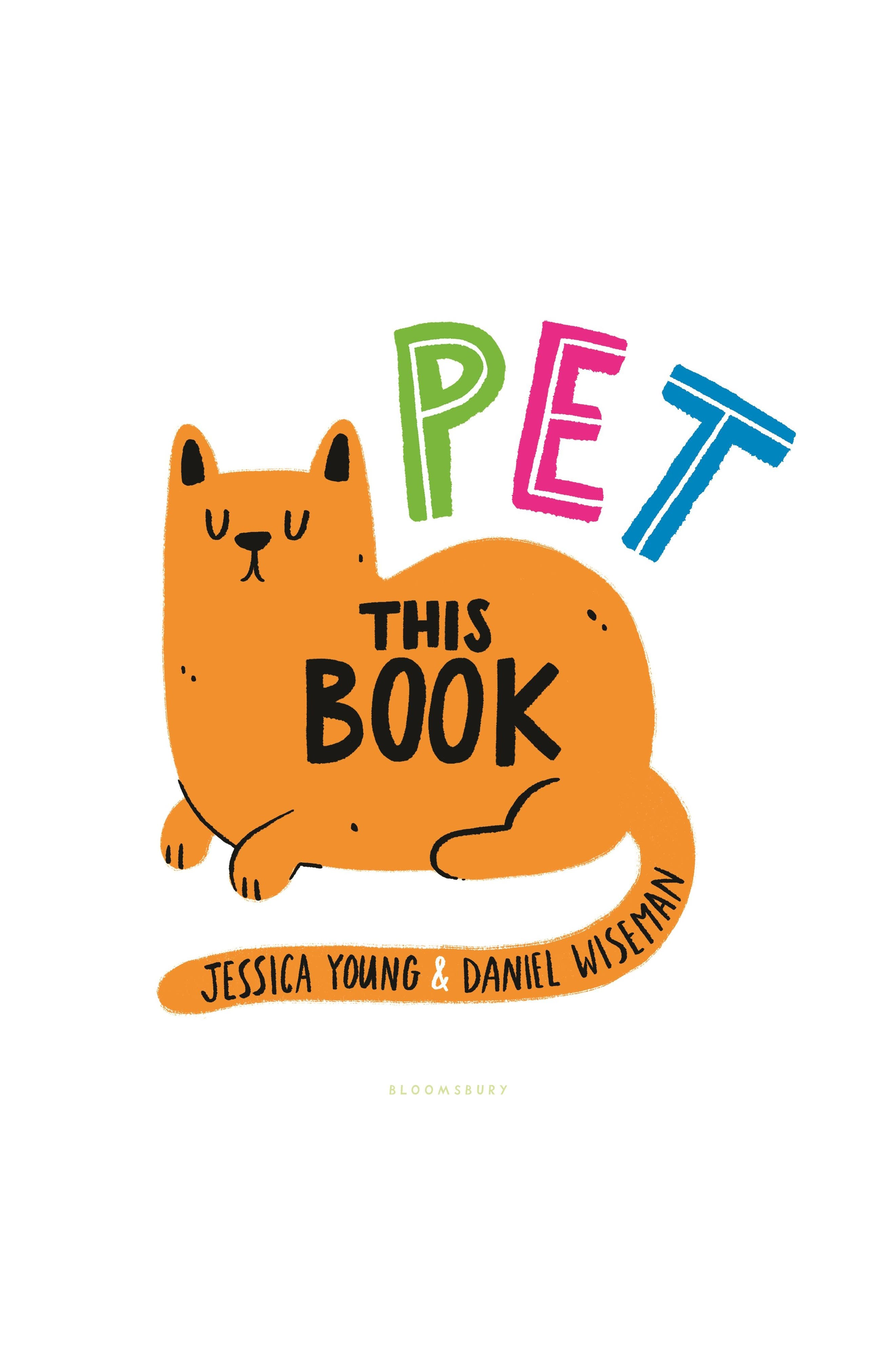 'Pet This' Book,                         Main,                         color, 100