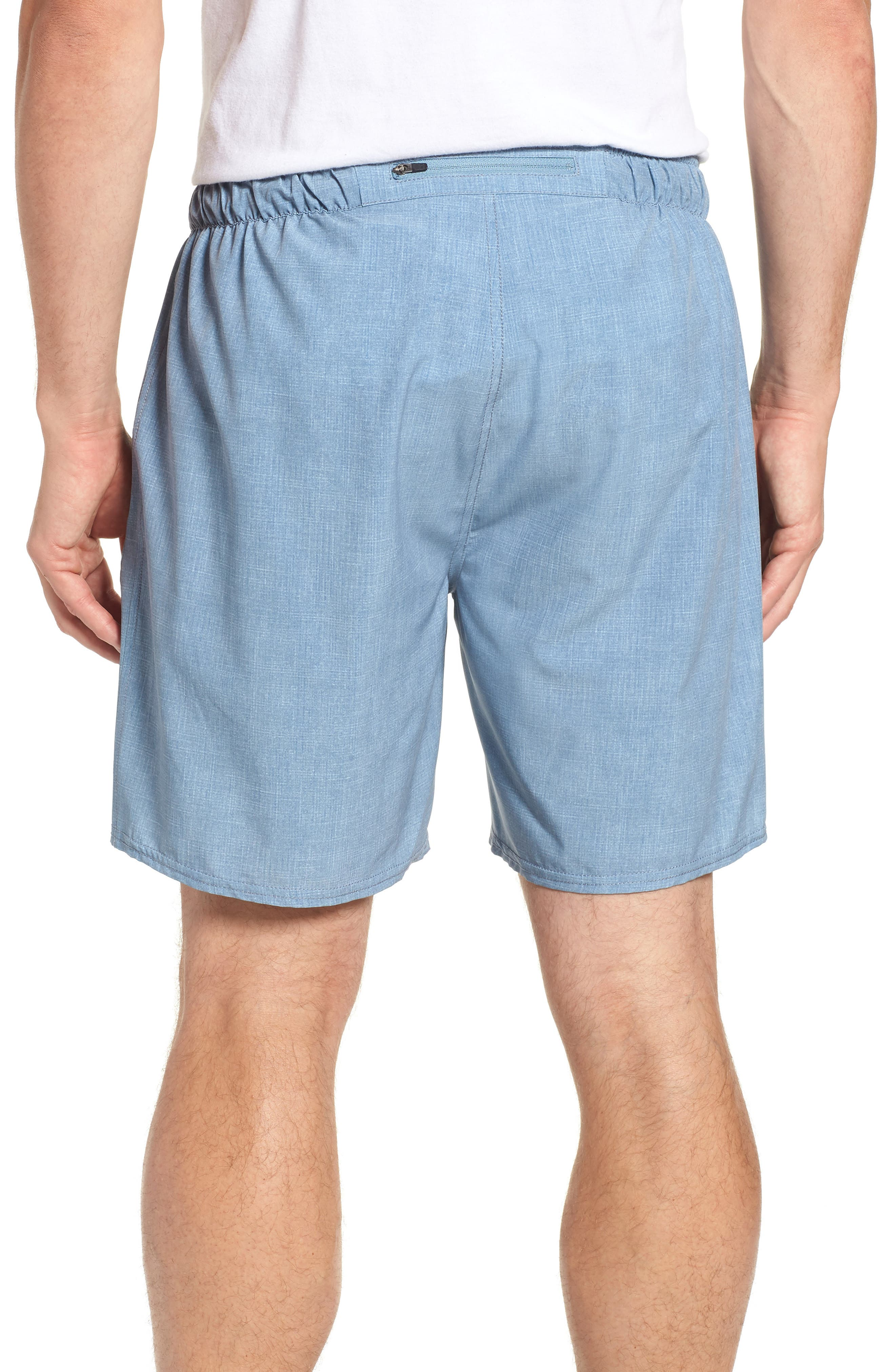 Digits Shorts,                             Alternate thumbnail 2, color,                             HEATHER SHARKSKIN