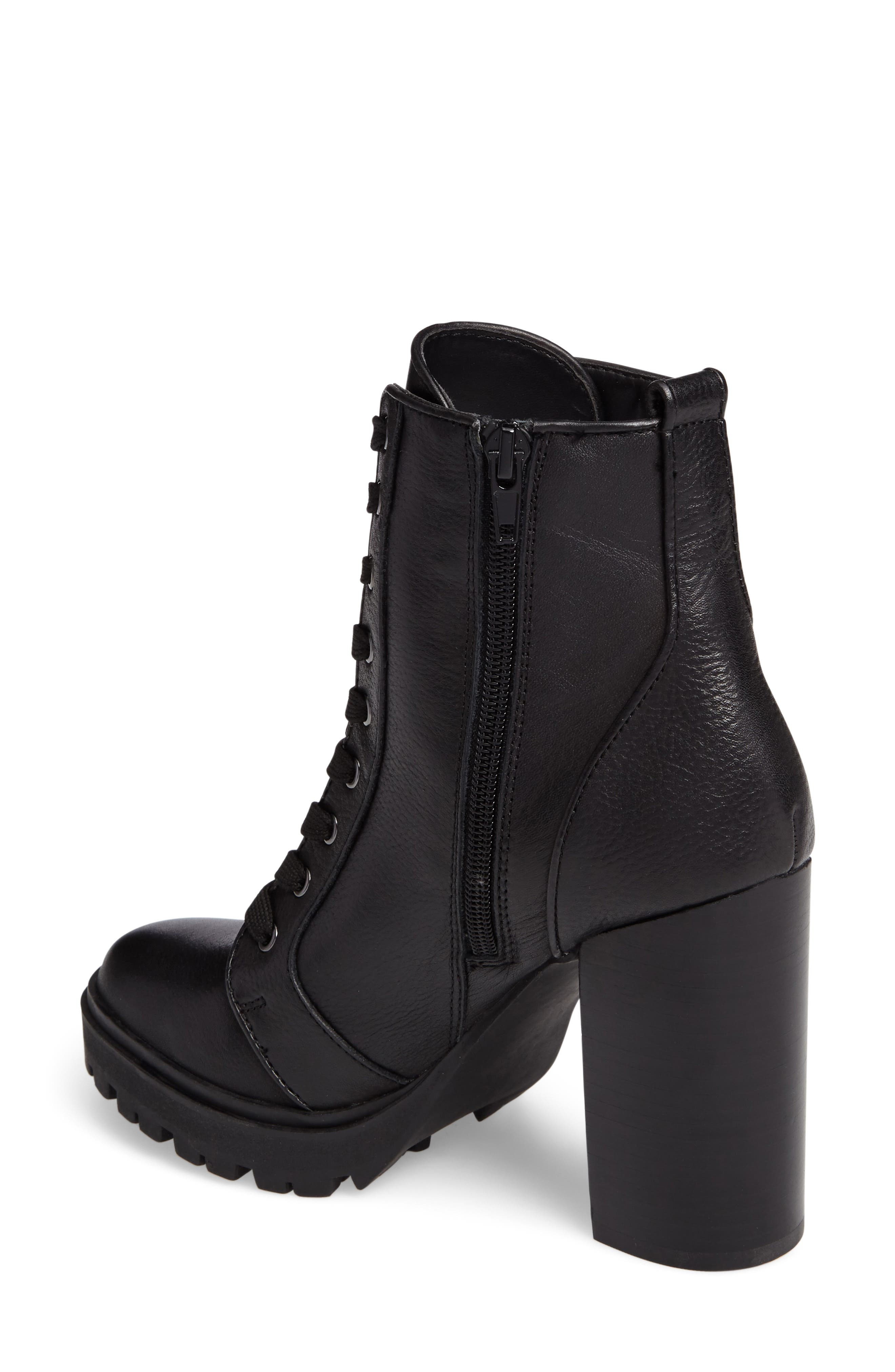 Laurie Platform Bootie,                             Alternate thumbnail 11, color,