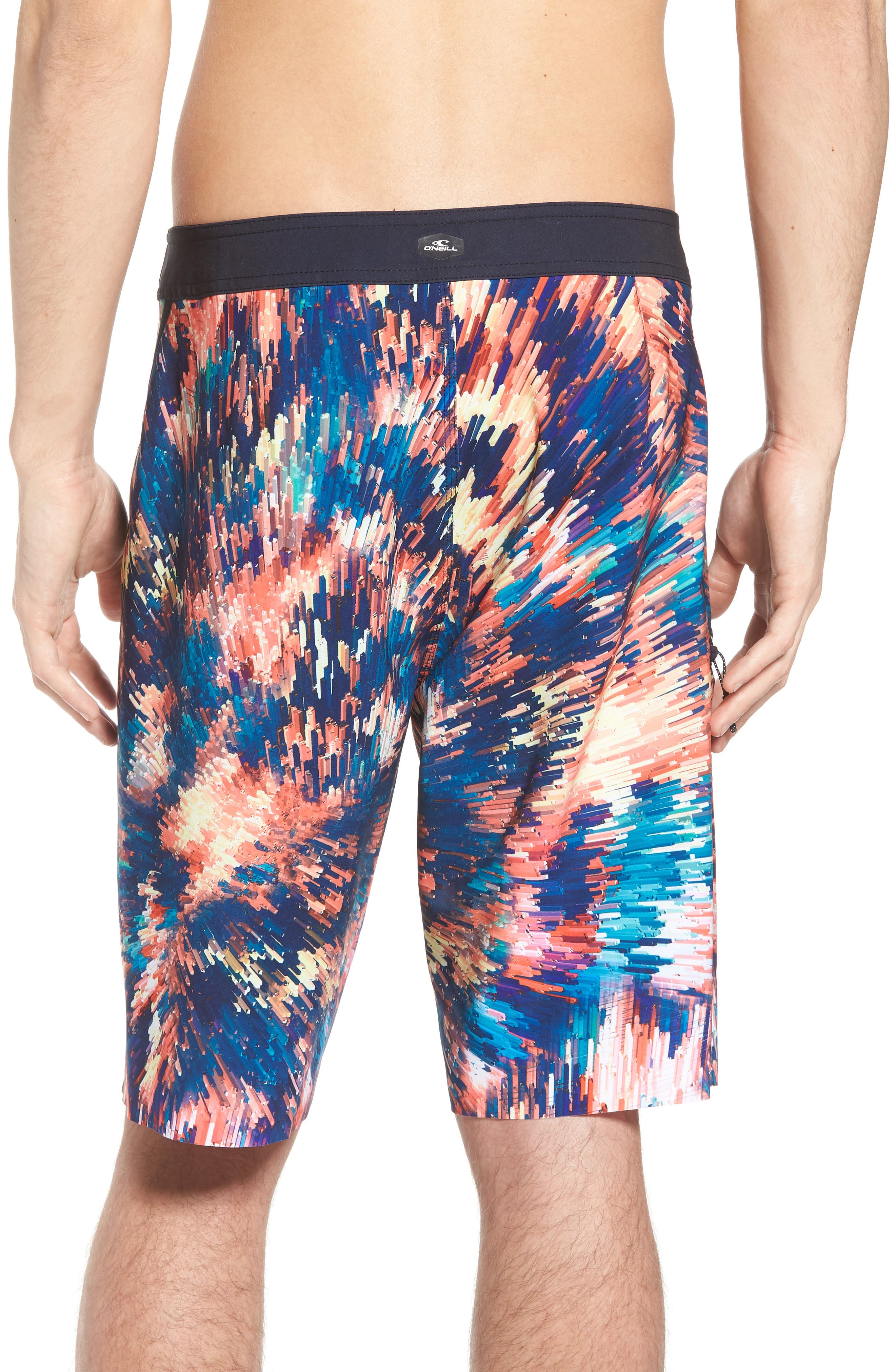 Hyperfreak Crystalize Board Shorts,                             Alternate thumbnail 2, color,                             950