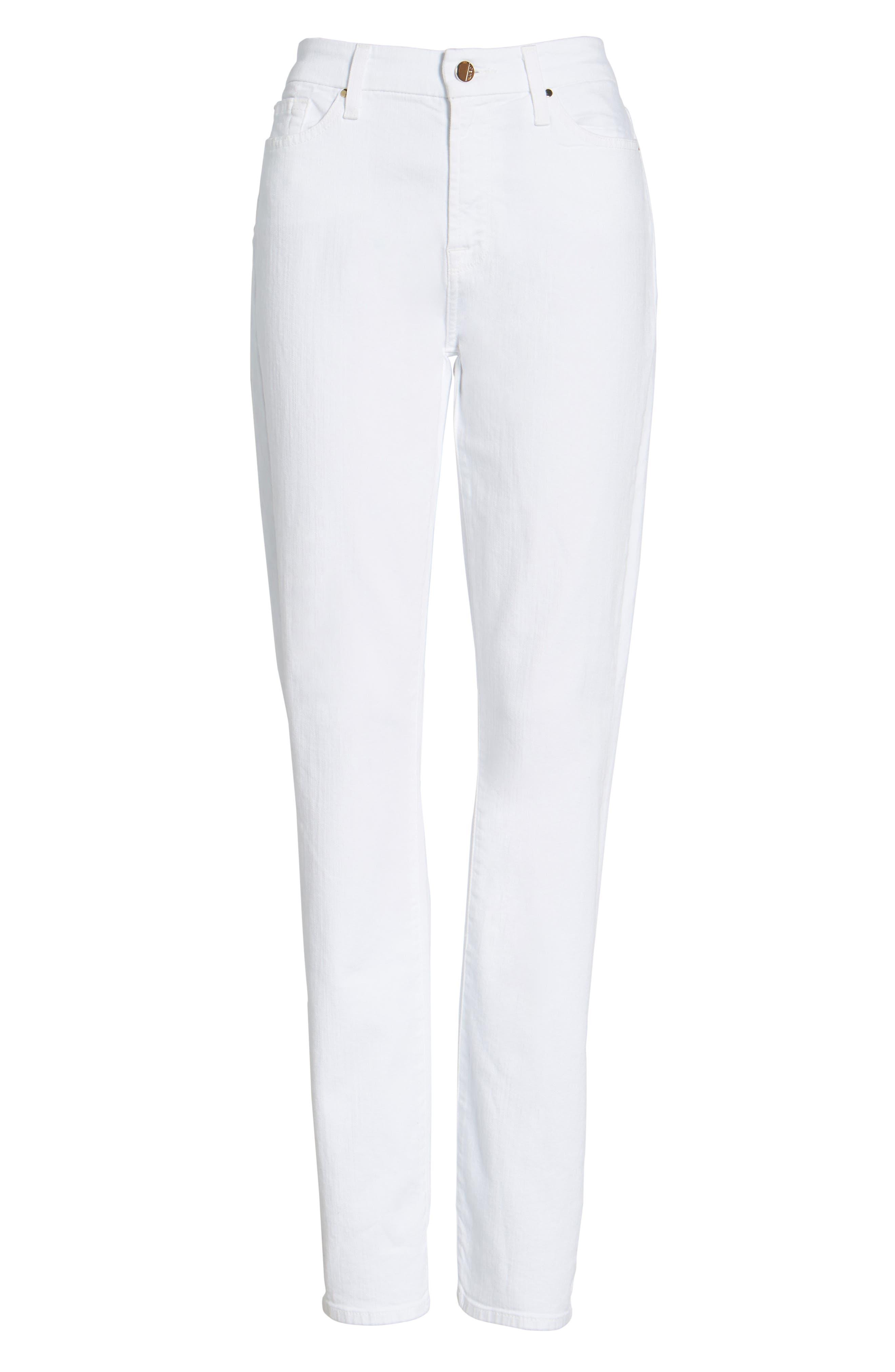 Stretch Slim Straight Leg Jeans,                             Main thumbnail 1, color,                             101