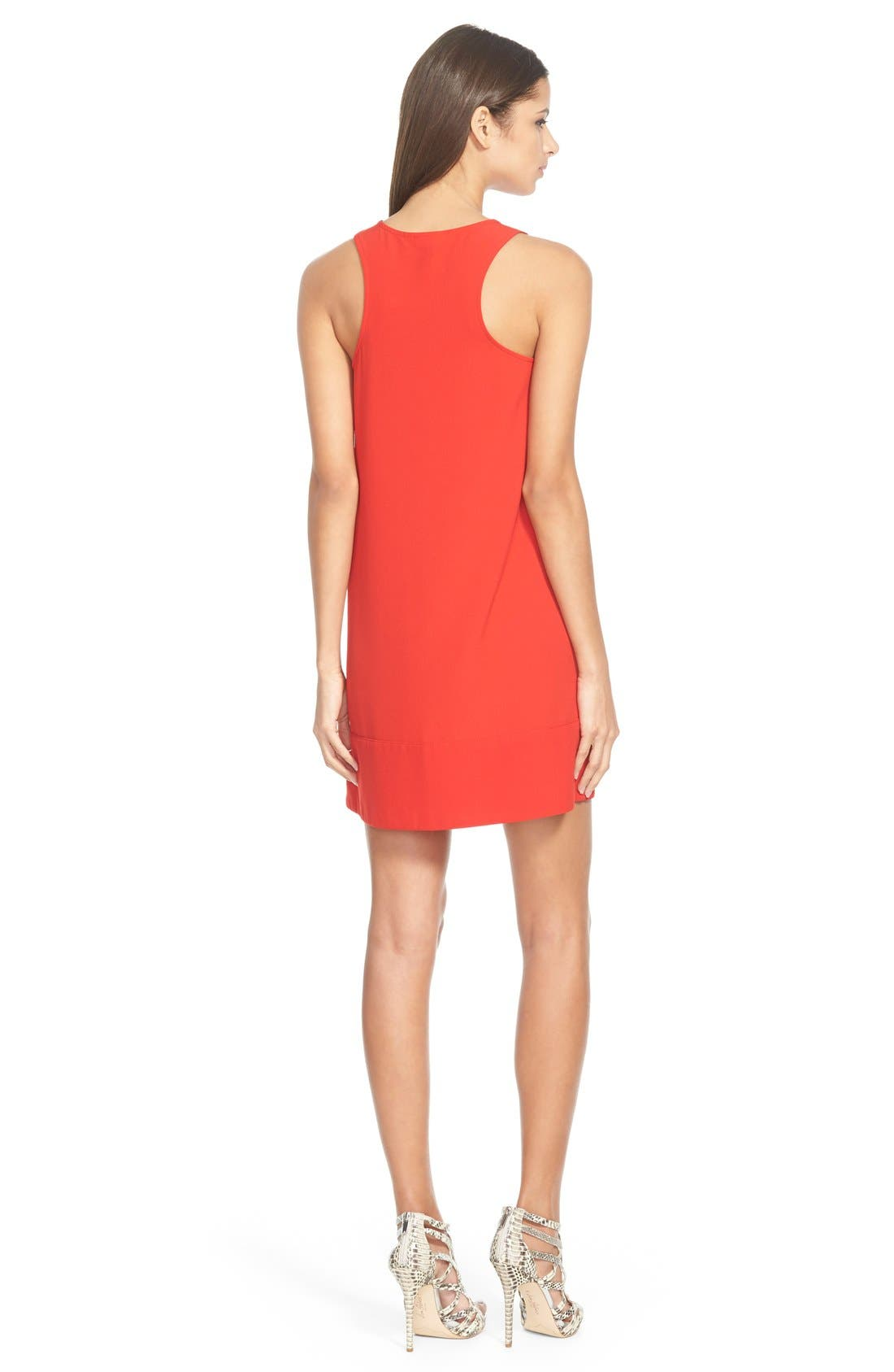 Racerback Shift Dress,                             Alternate thumbnail 74, color,