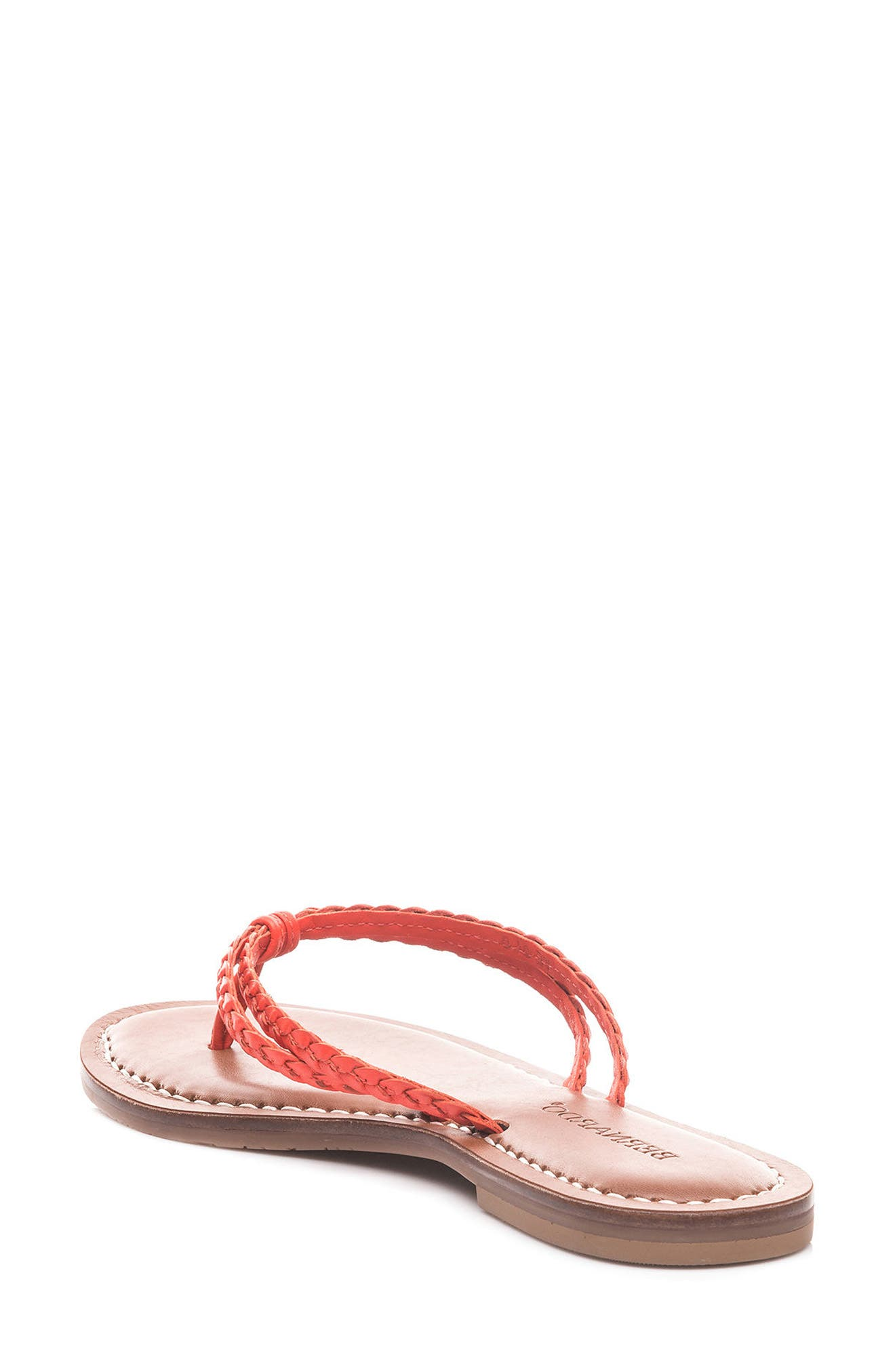 Bernardo Greta Braided Strap Sandal,                             Alternate thumbnail 14, color,