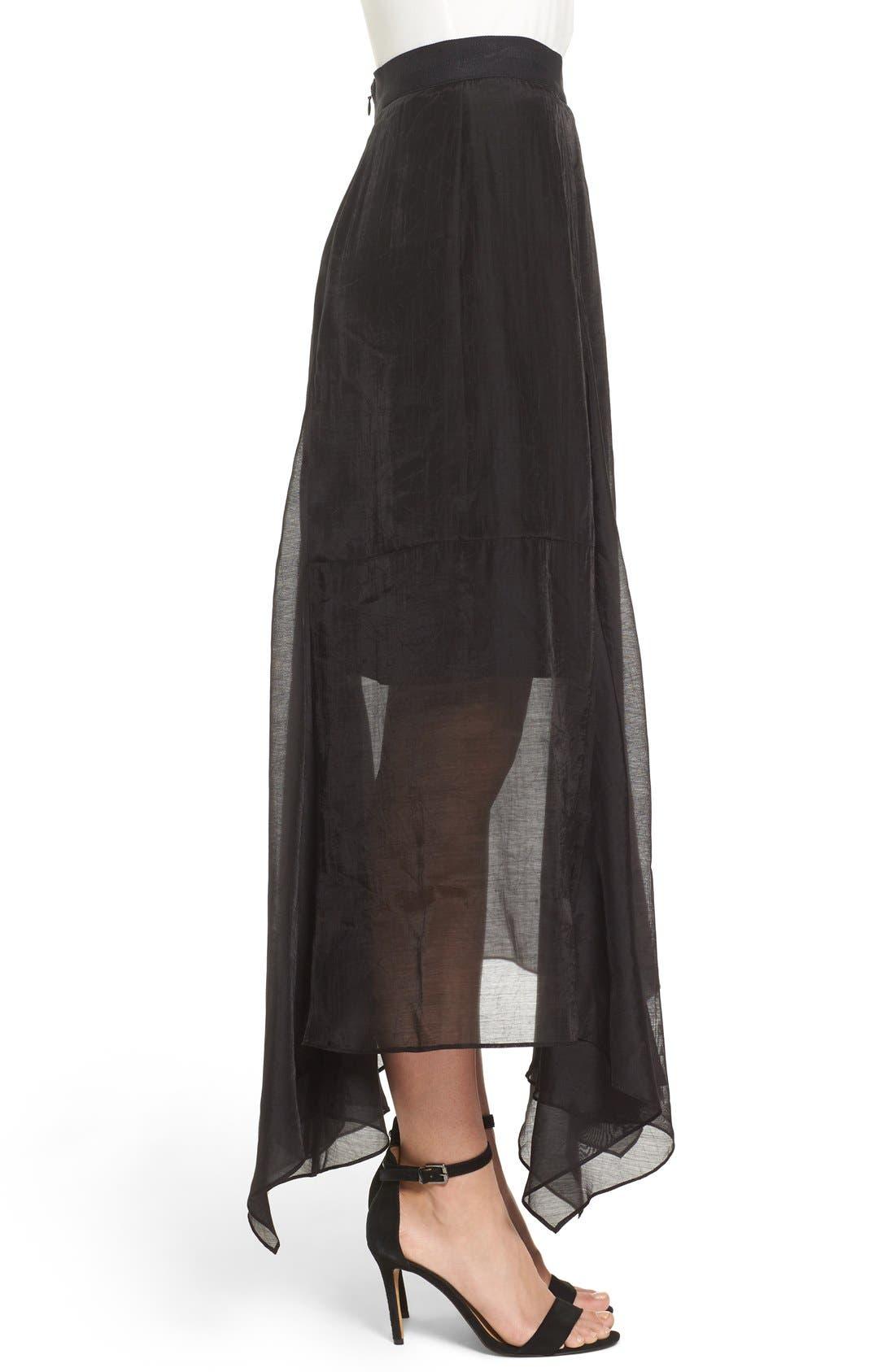 Batiste Party Skirt,                             Alternate thumbnail 2, color,                             004
