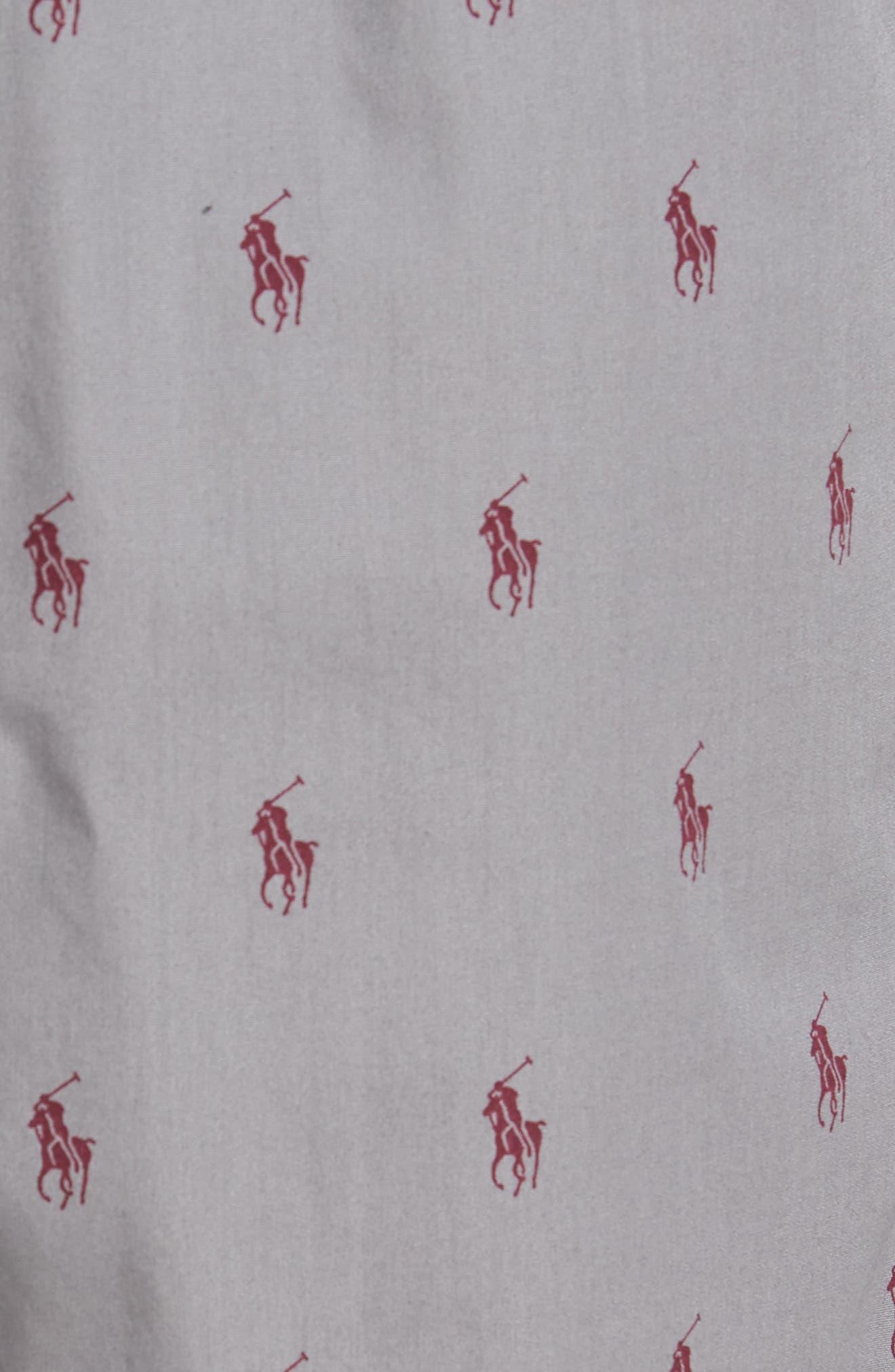 Polo Ralph Lauren Cotton Lounge Pants,                             Alternate thumbnail 21, color,