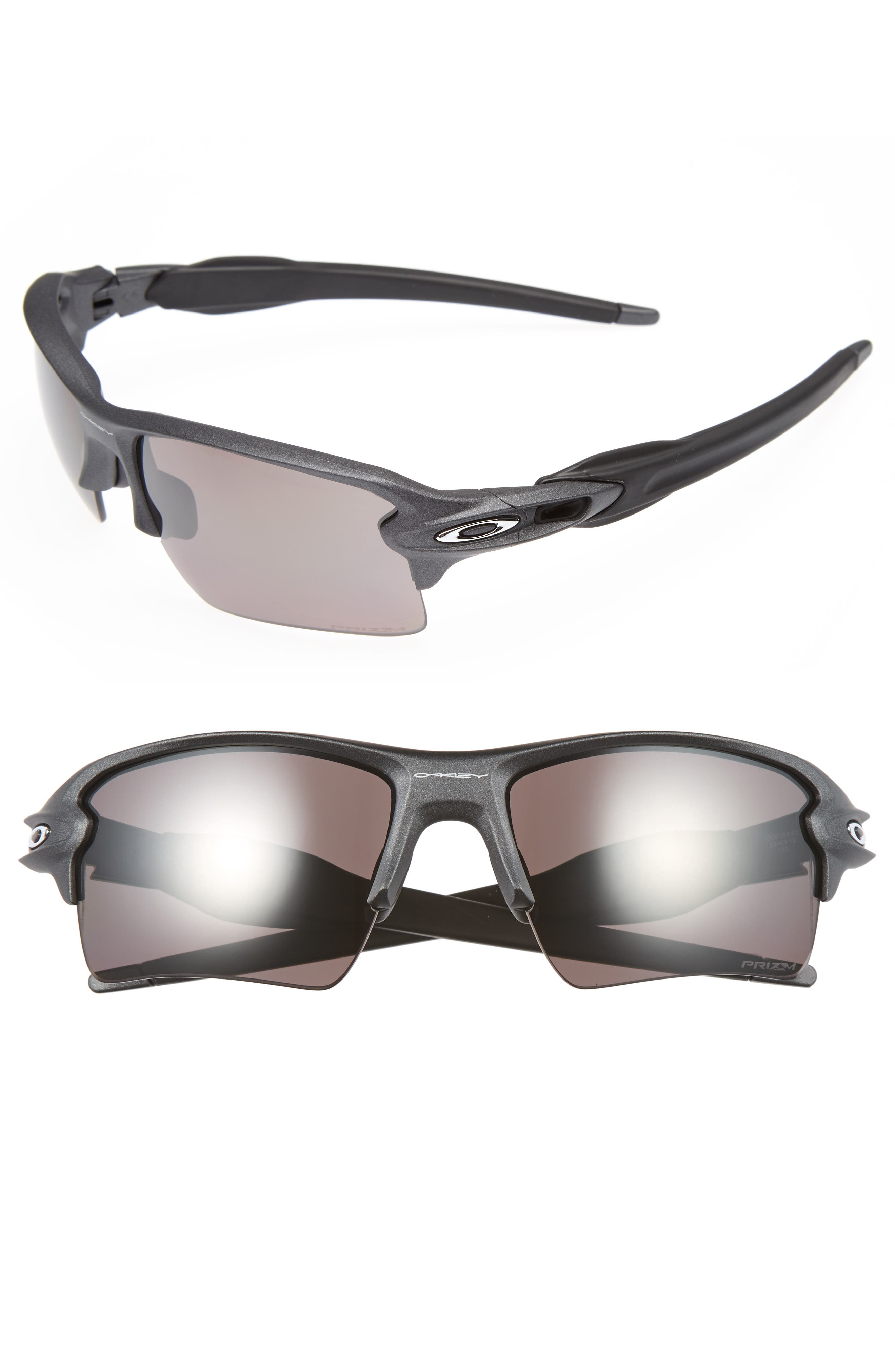Flak 2.0 XL 59mm Polarized Sunglasses,                             Main thumbnail 1, color,                             020