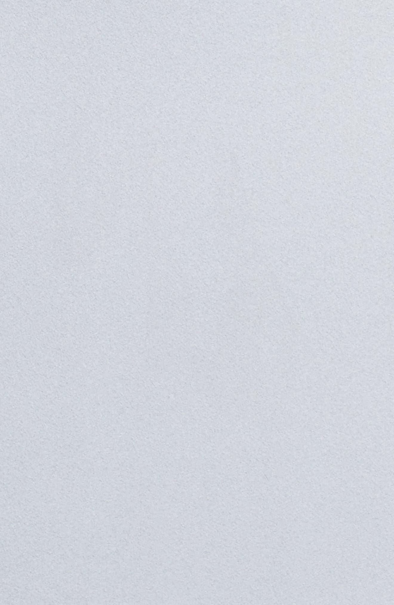 Amara Cross Back Satin Gown,                             Alternate thumbnail 5, color,                             044