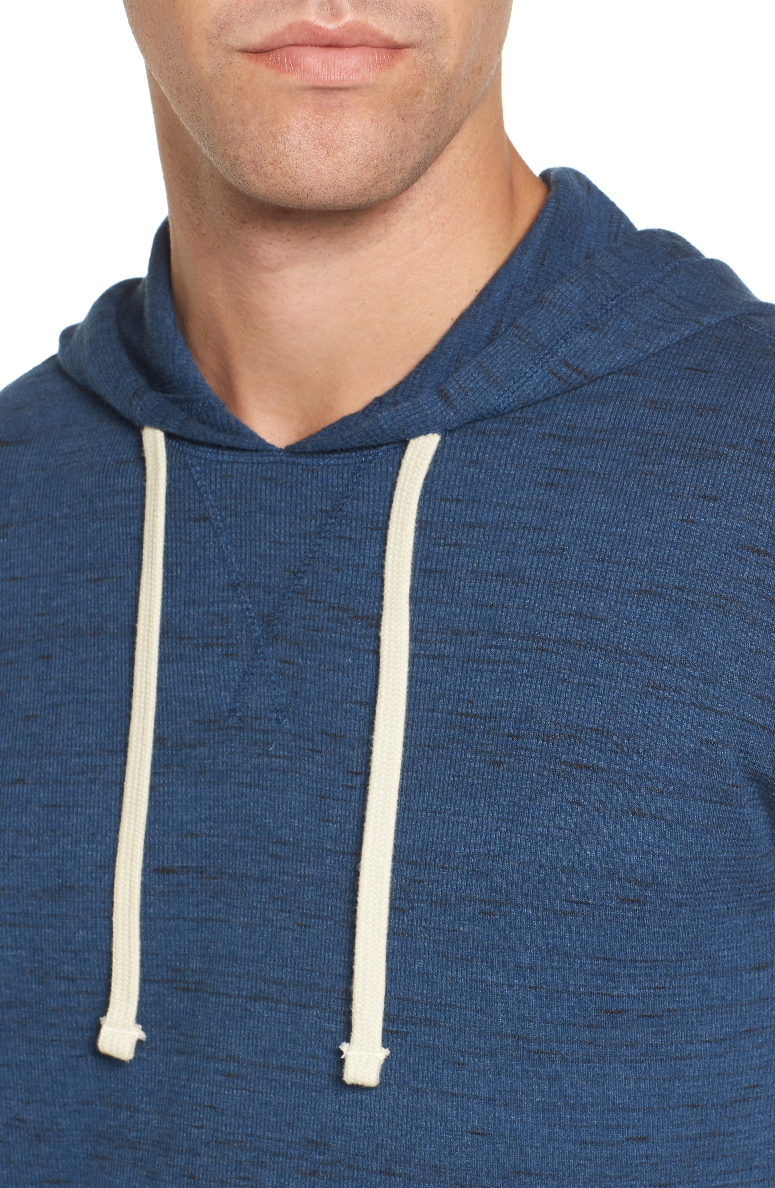 Boldin Thermal Pullover Hoodie,                             Alternate thumbnail 8, color,
