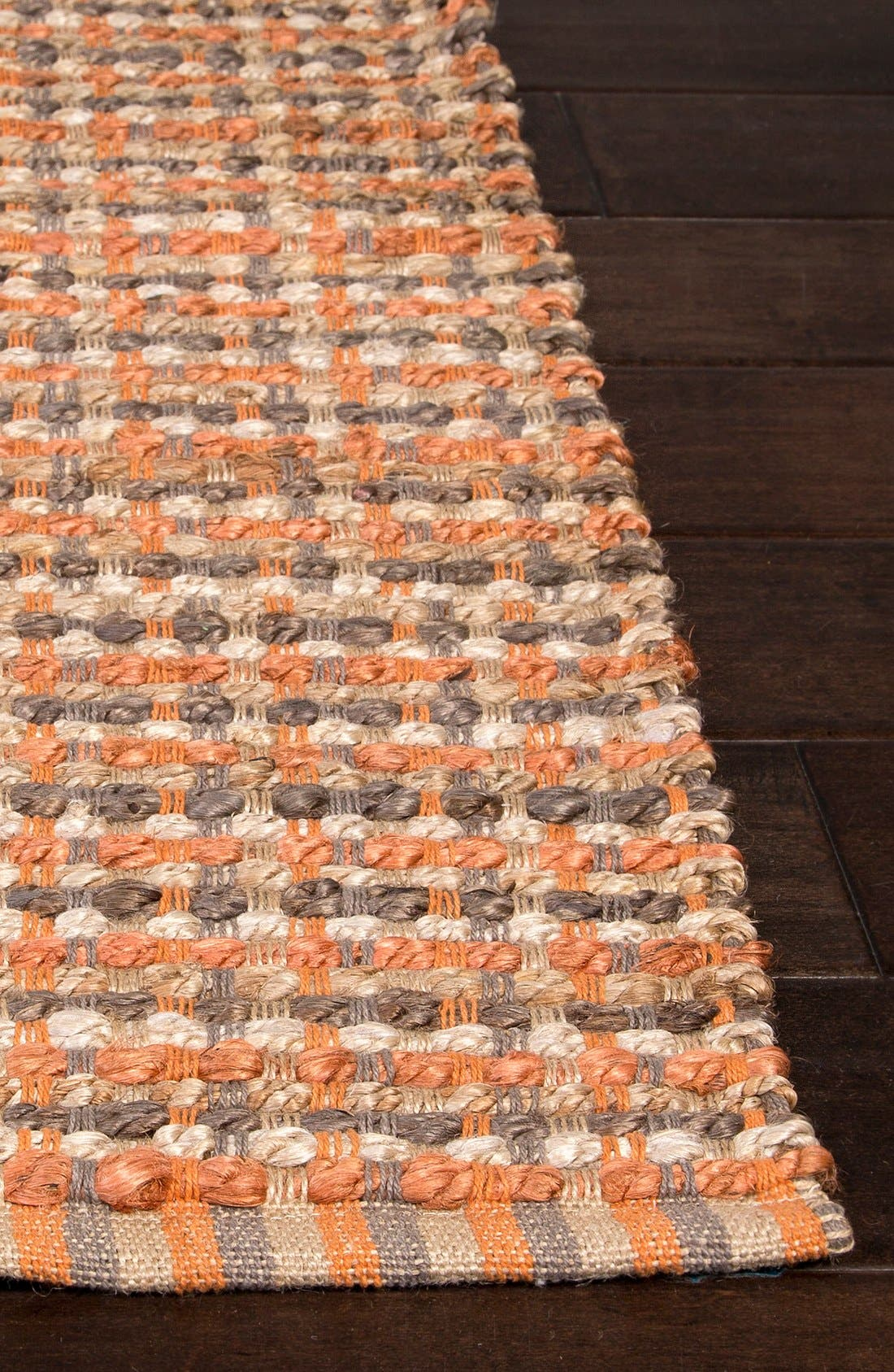 'Manchester' Jute & Cotton Accent Rug,                             Alternate thumbnail 2, color,                             800