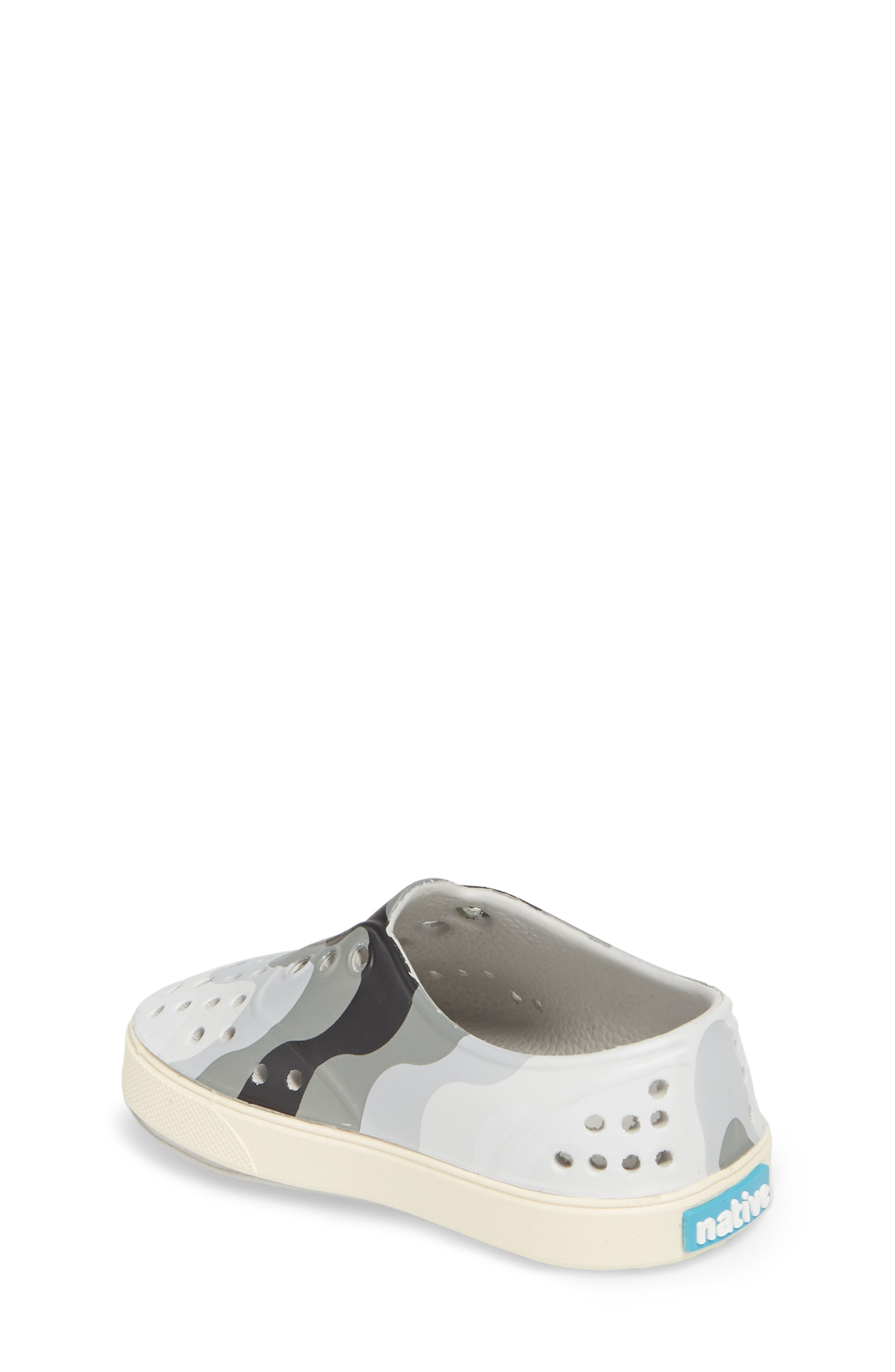 NATIVE SHOES,                             'Miller' Water Friendly Perforated Sneaker,                             Alternate thumbnail 2, color,                             022