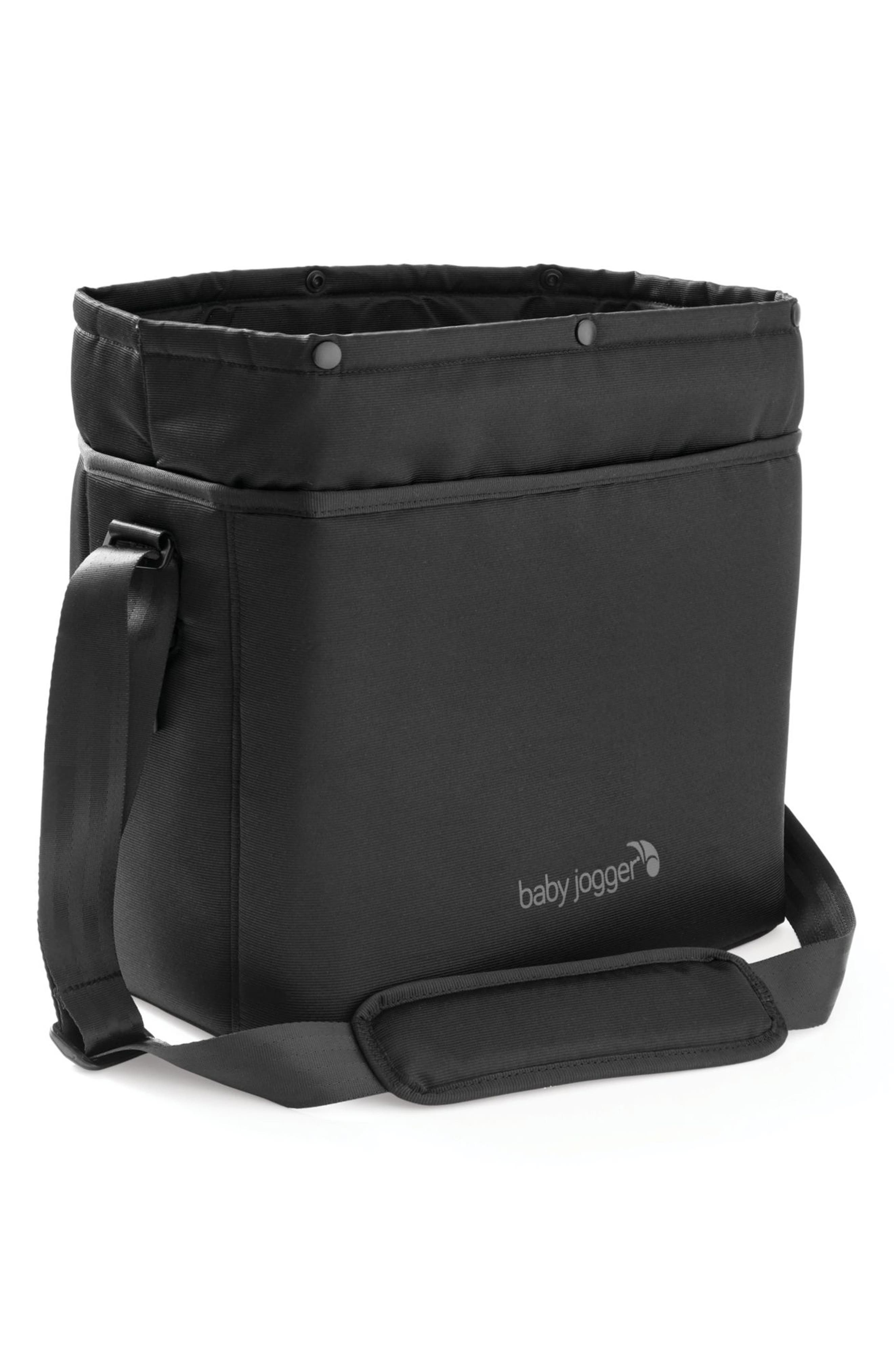 City Select<sup>®</sup> LUX Shopping Tote,                             Main thumbnail 1, color,                             BLACK