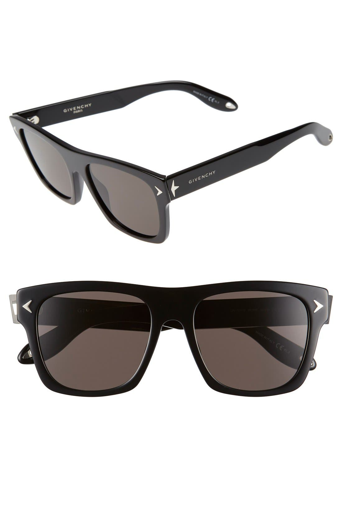 '7011/S' 55mm Sunglasses,                             Main thumbnail 3, color,