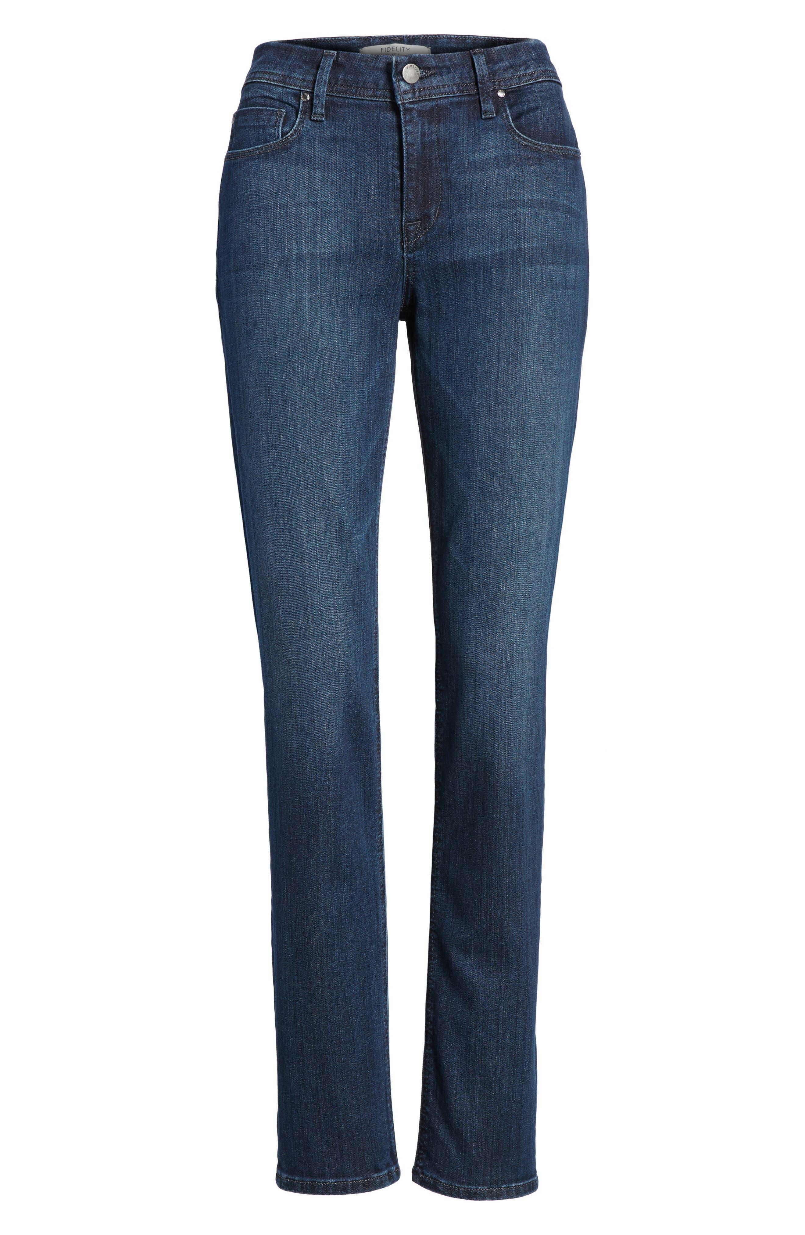 Stevie Skinny Jeans,                             Alternate thumbnail 6, color,