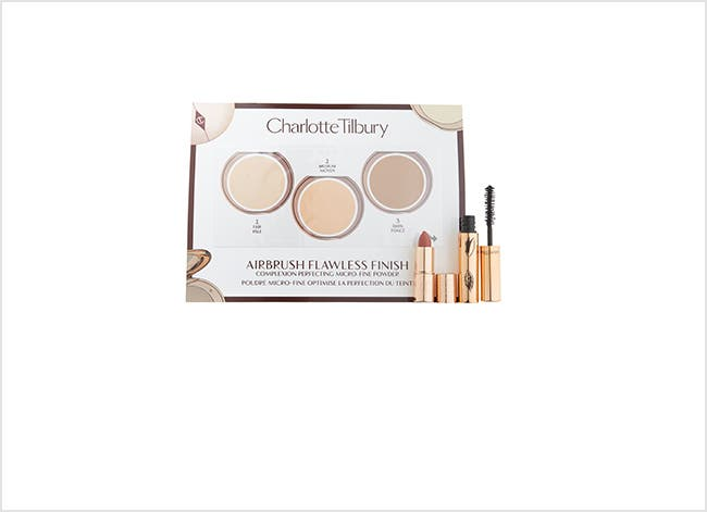 Charlotte Tilbury gift with purchase.