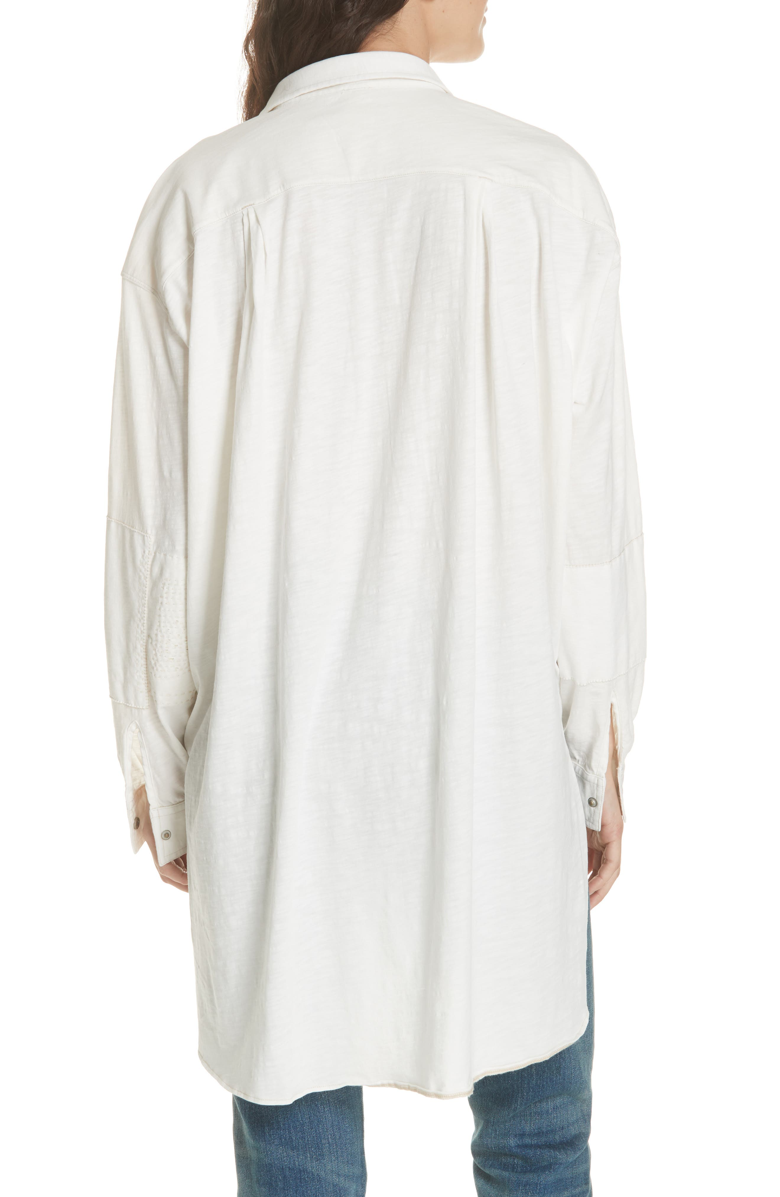 We the Free by Free People Love This Cotton Henley Top,                             Alternate thumbnail 2, color,                             103