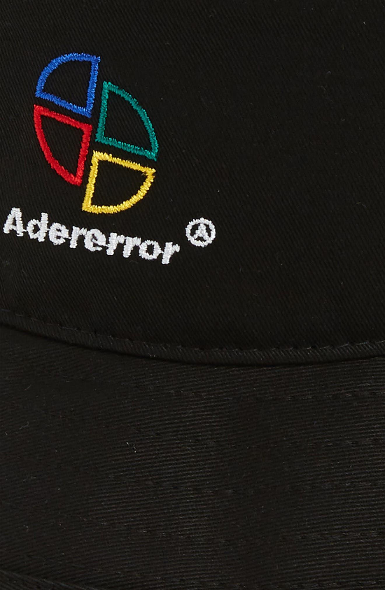 Bucket Hat with Belt Loop,                             Alternate thumbnail 2, color,                             001