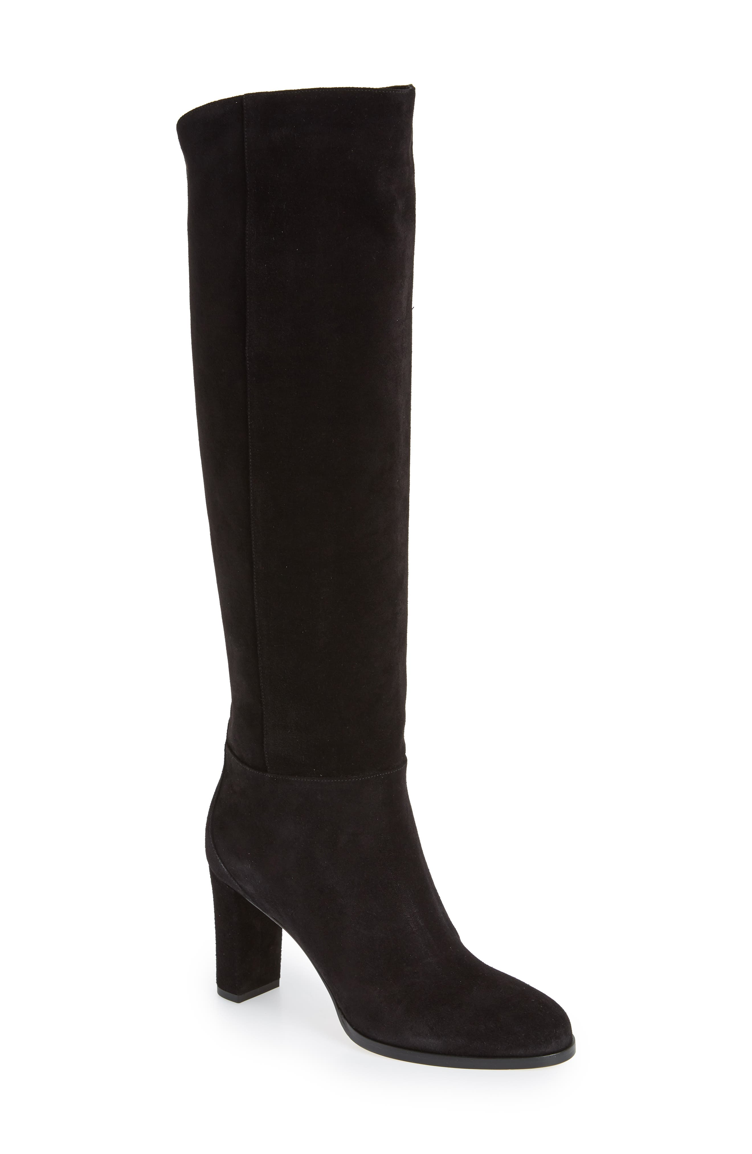 Madalie Boot,                         Main,                         color, BLACK