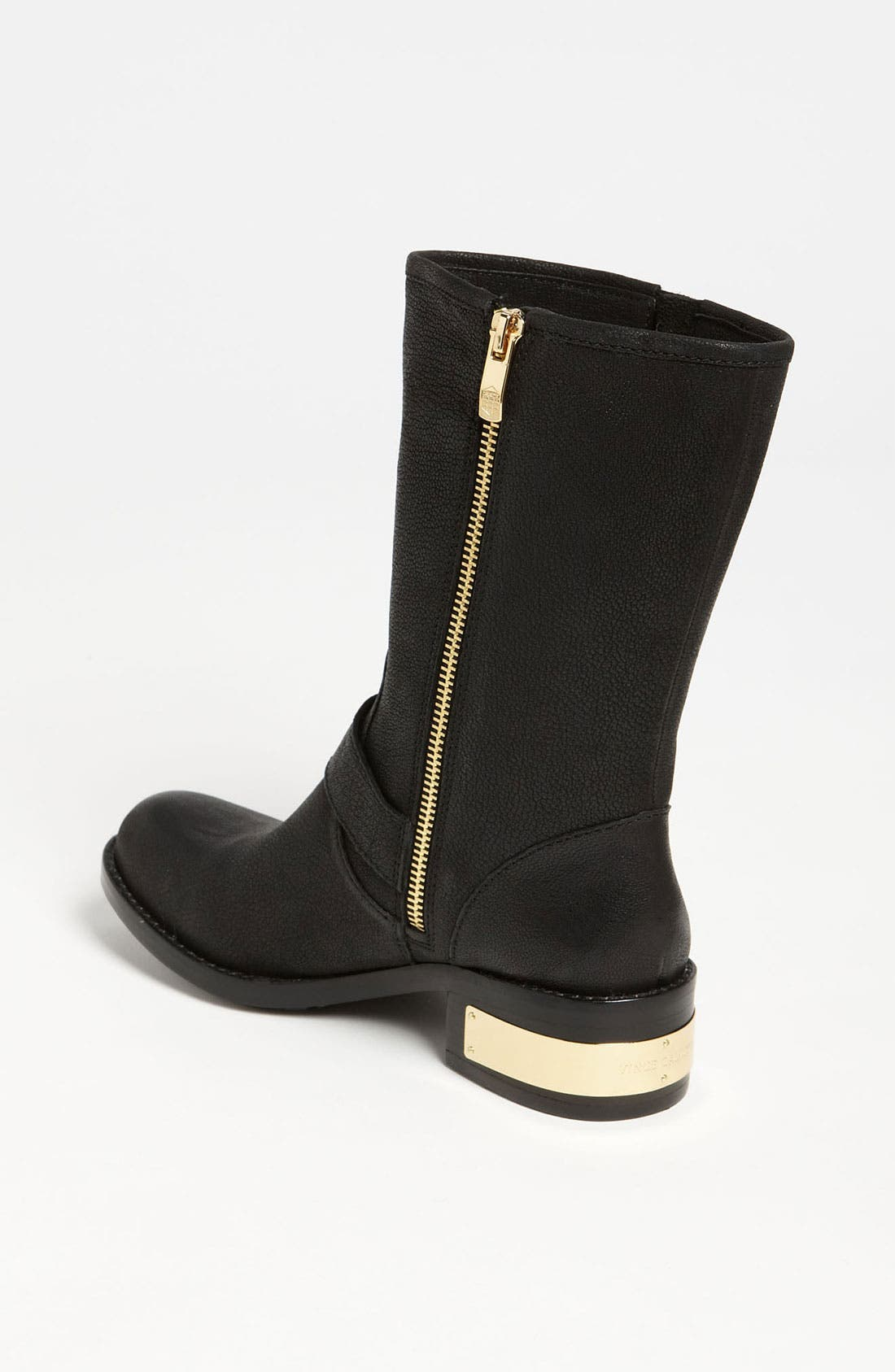 VINCE CAMUTO,                             'Winchell' boot,                             Alternate thumbnail 3, color,                             001