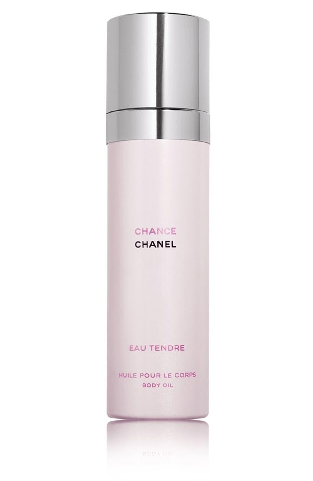 CHANCE EAU TENDRE<br />Body Oil Spray,                         Main,                         color, 000
