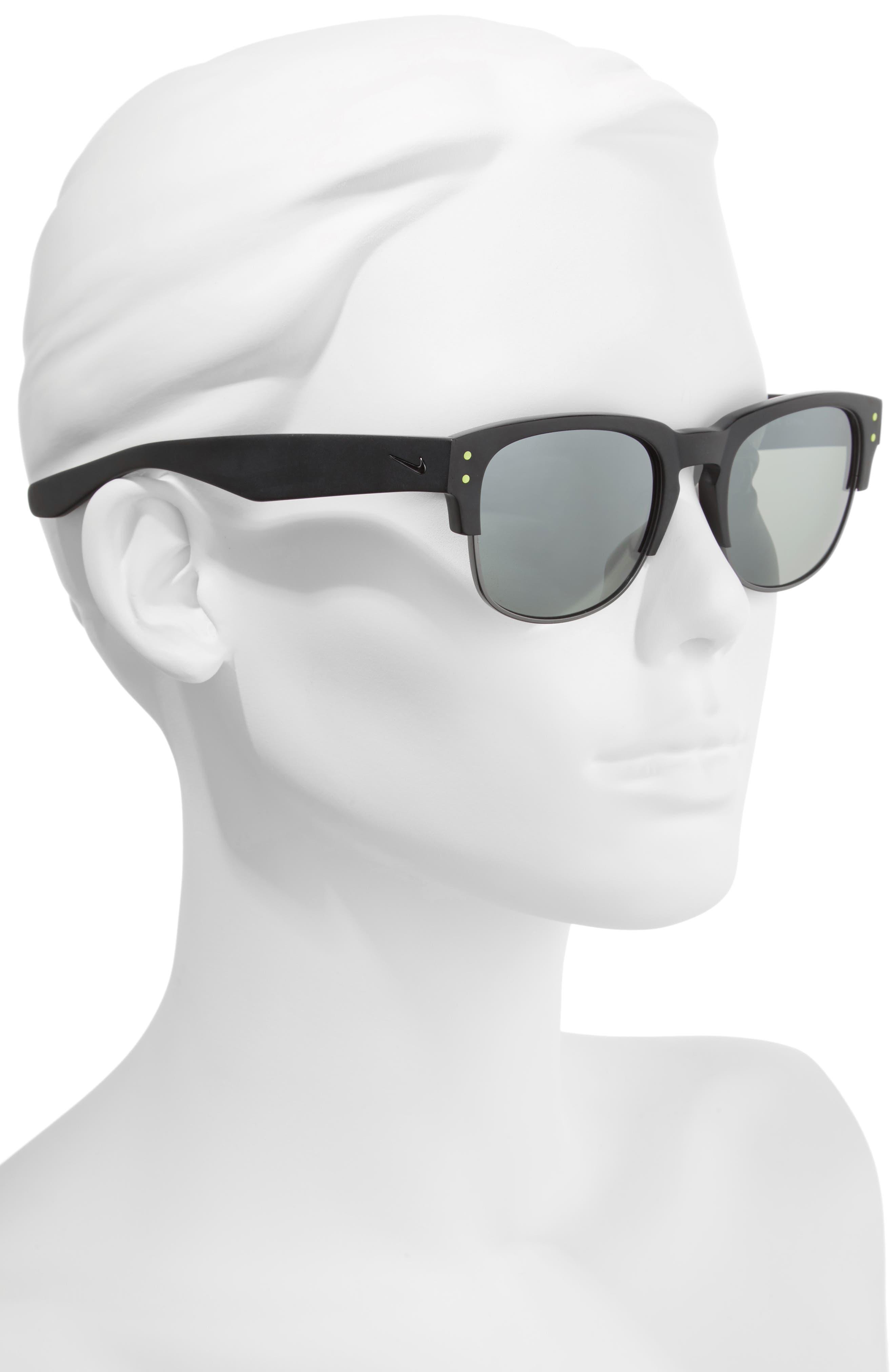 Volition 54mm Sunglasses,                             Alternate thumbnail 2, color,                             001