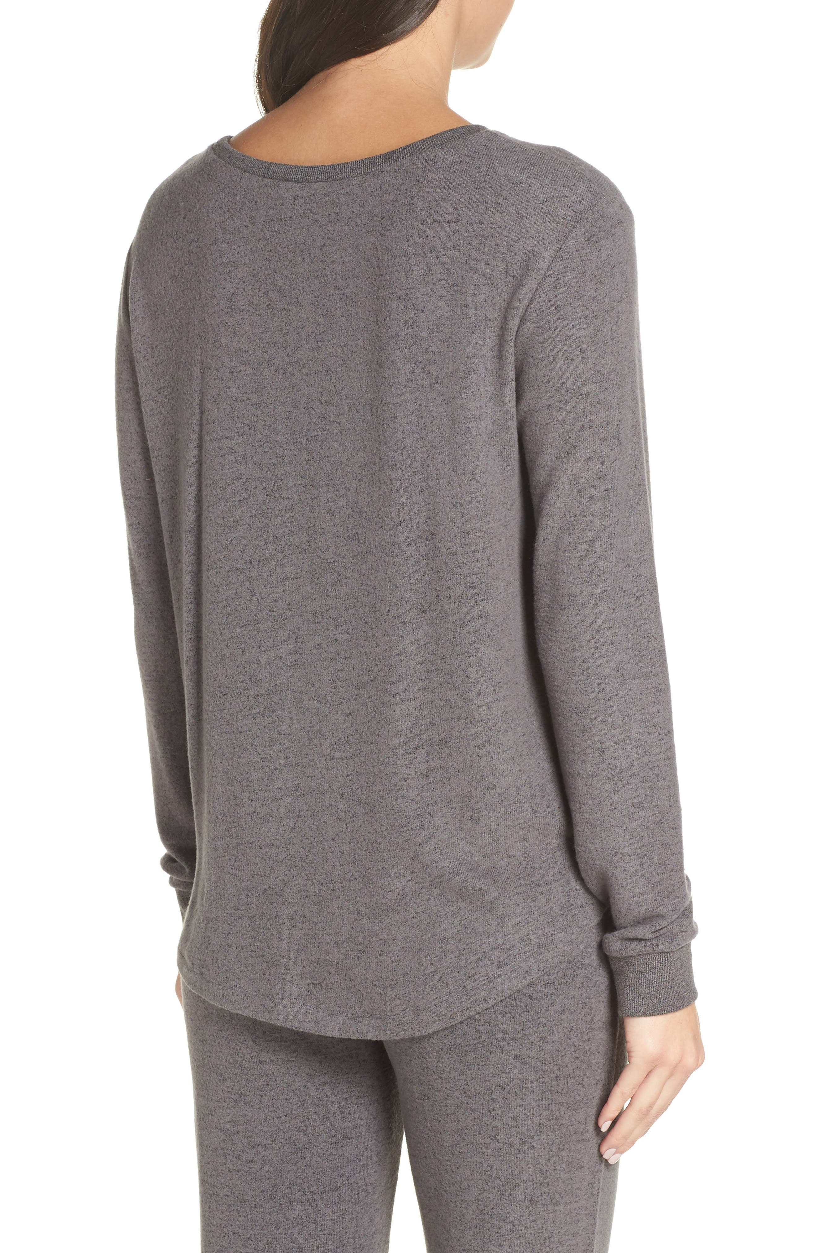 Too Cool Pullover,                             Alternate thumbnail 2, color,                             GREY PAVEMENT MARL