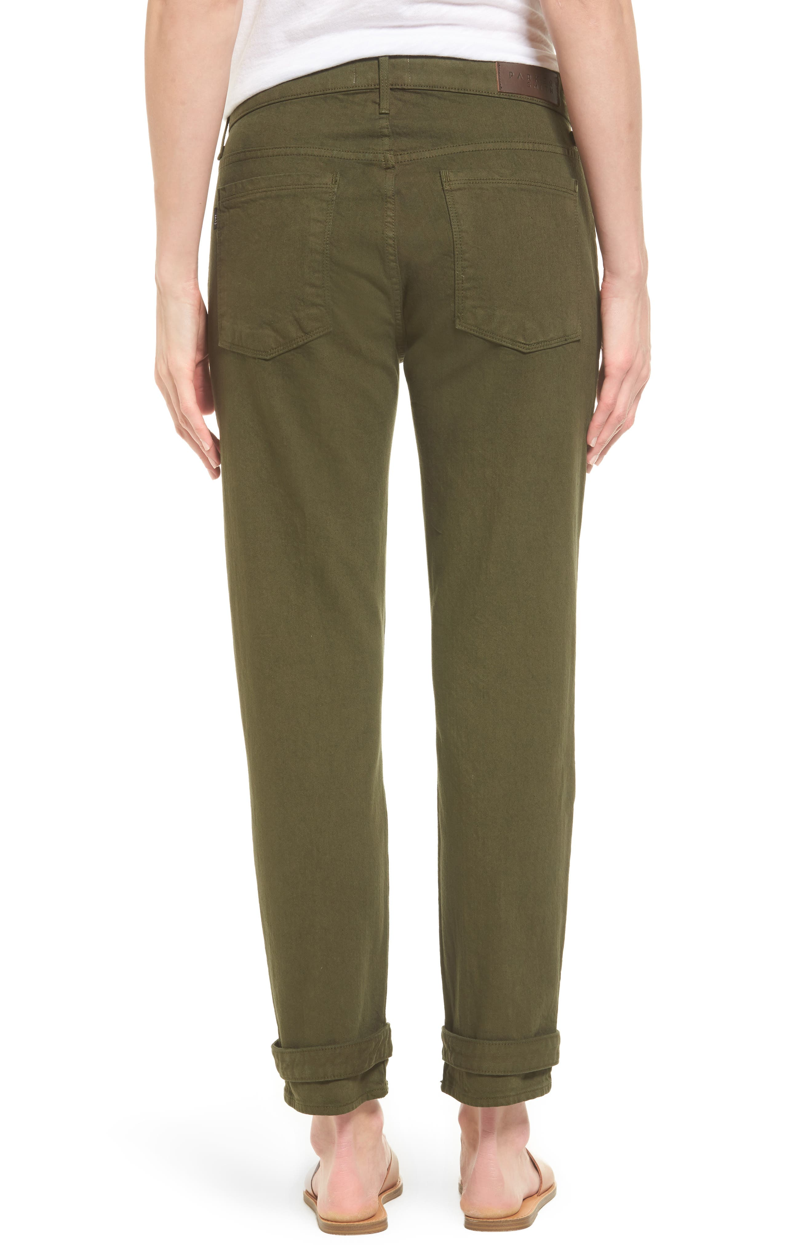Relaxed Utility Pants,                             Alternate thumbnail 2, color,                             338