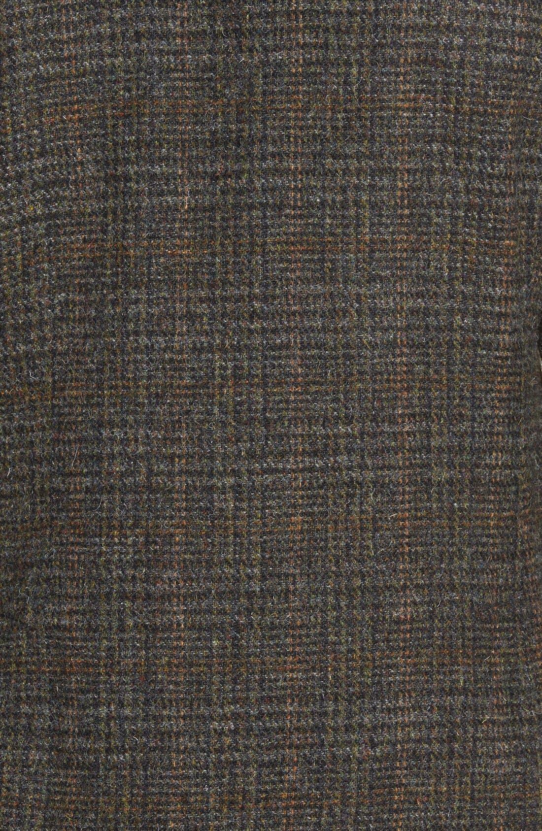 Harris Tweed HybridJacket,                             Alternate thumbnail 4, color,                             300