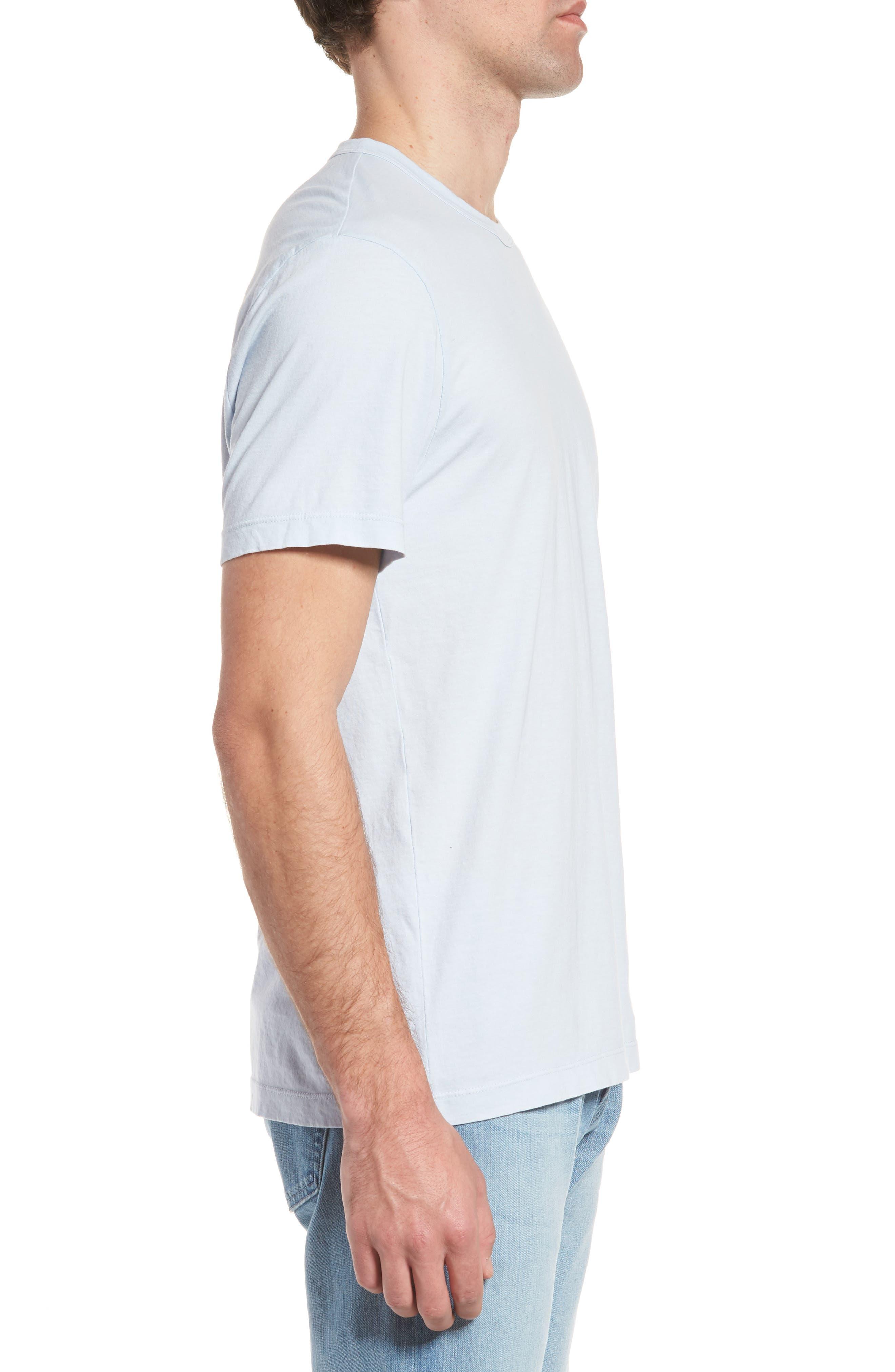Crewneck Jersey T-Shirt,                             Alternate thumbnail 330, color,