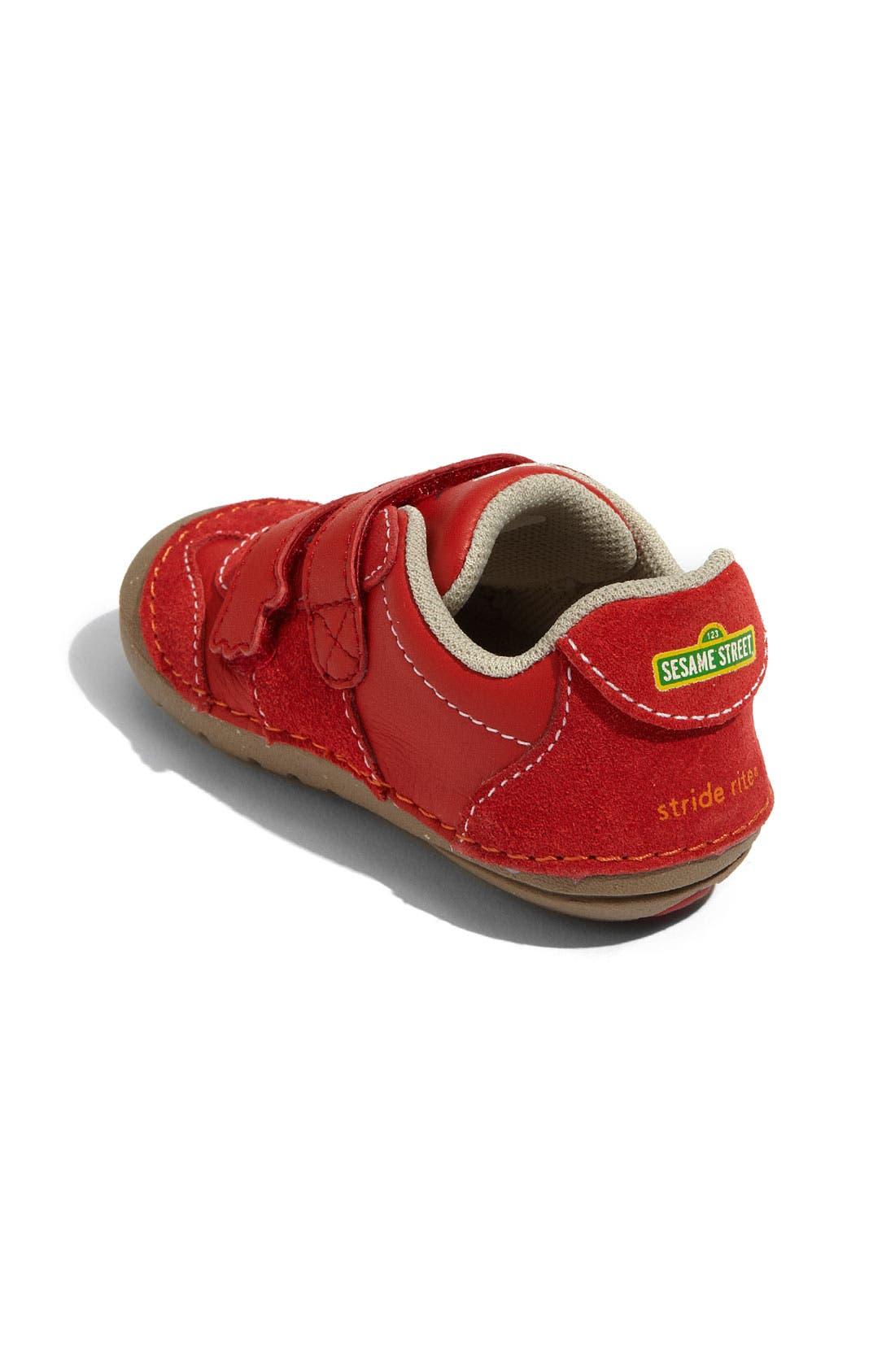 'Sesame Street<sup>®</sup> - Elmo' Sneaker,                             Alternate thumbnail 4, color,                             600
