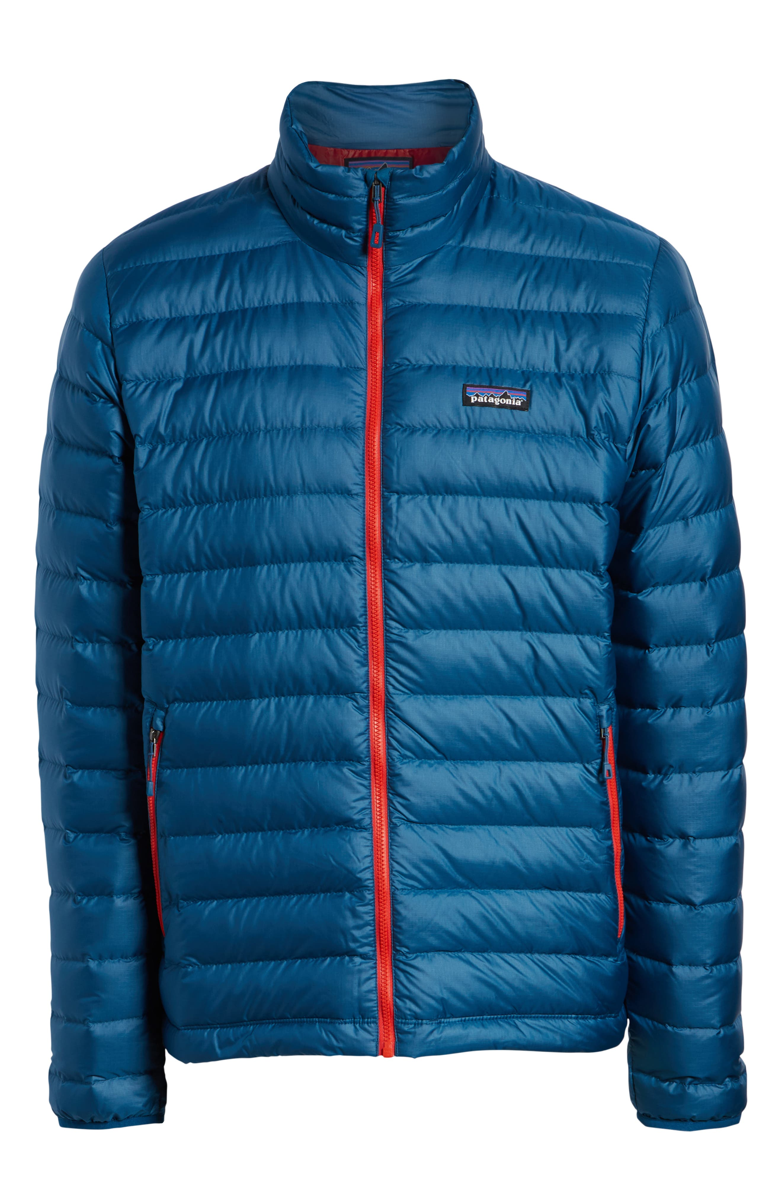 Water Repellent Down Jacket,                             Alternate thumbnail 86, color,