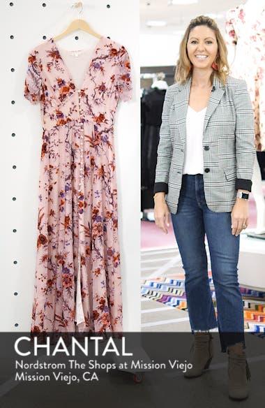 Floral Burnout Maxi Dress, sales video thumbnail