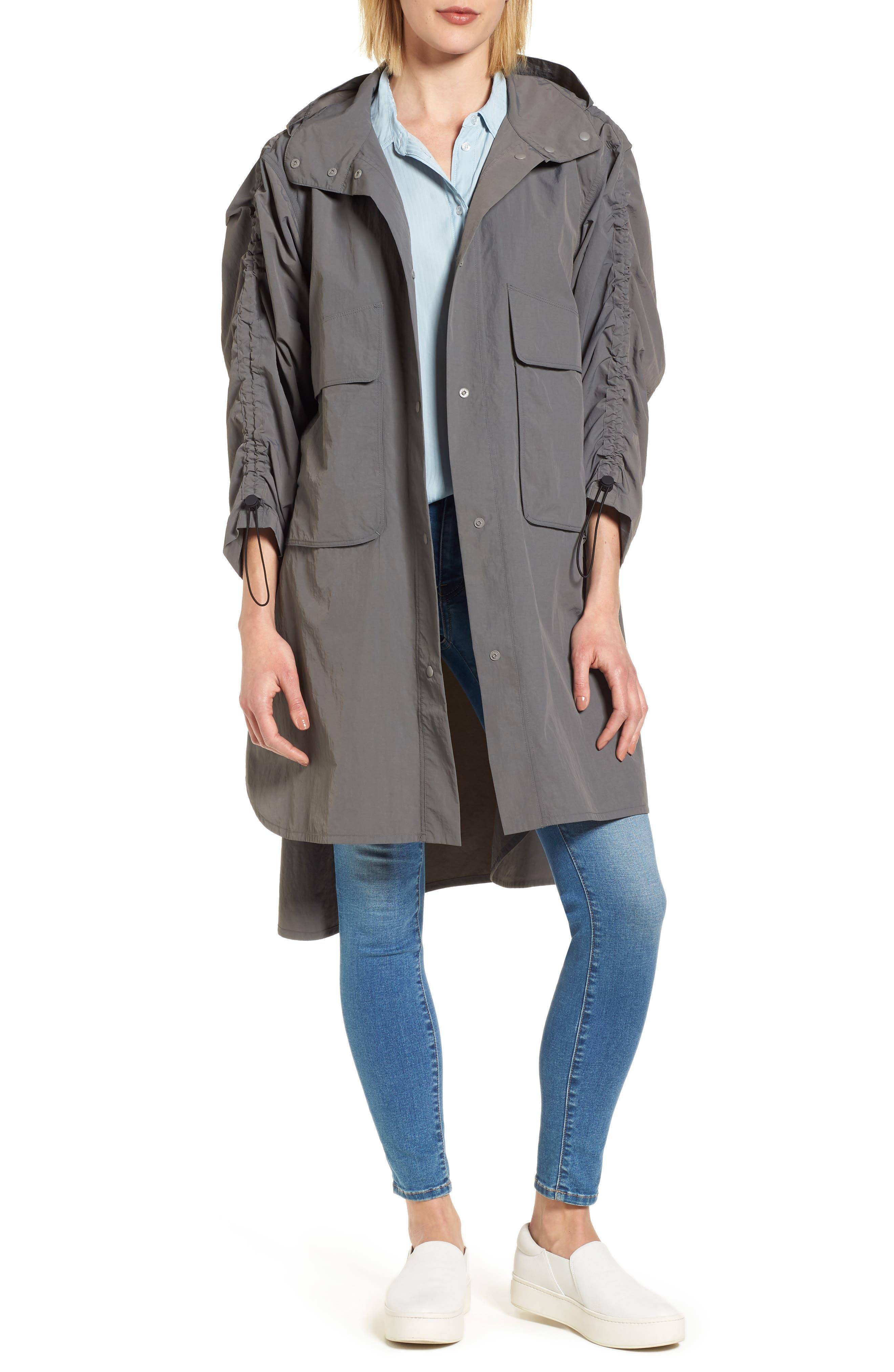 Florence Hooded Jacket,                             Main thumbnail 1, color,                             026
