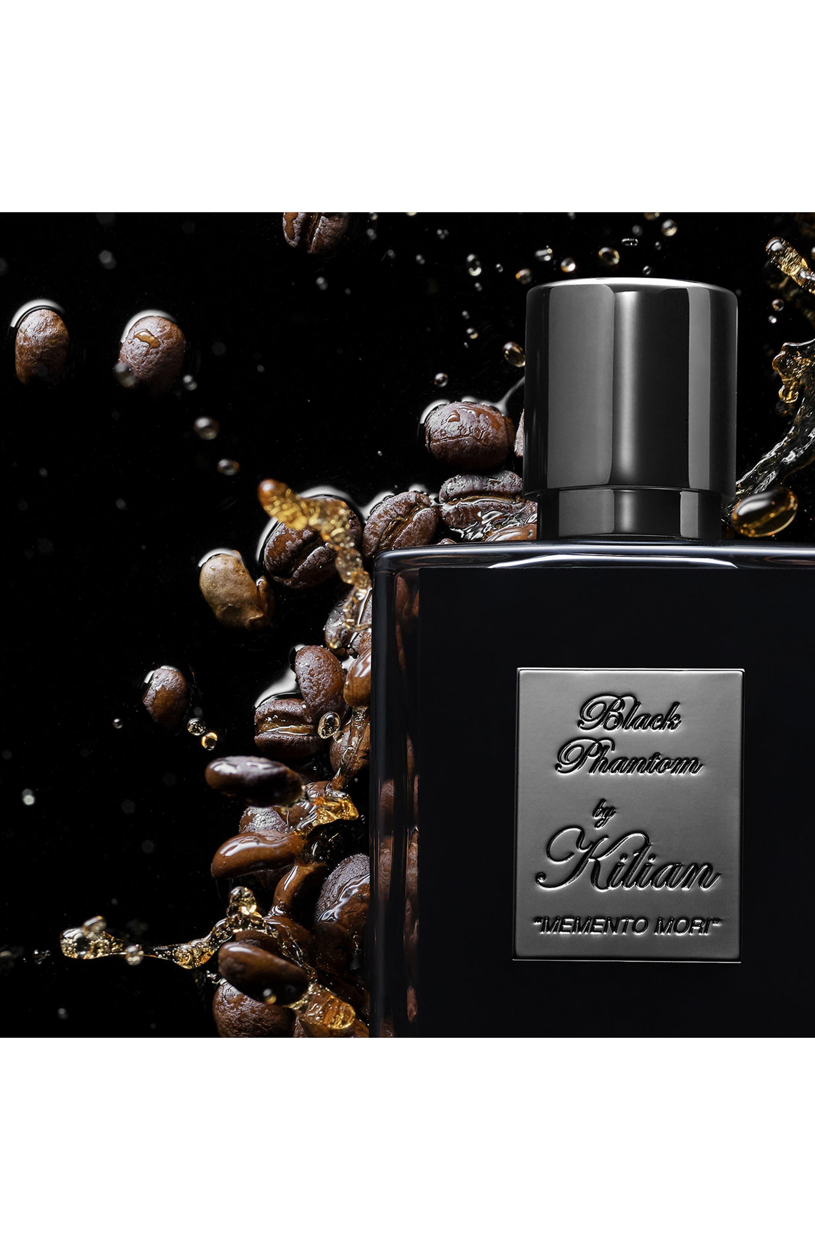 Black Phantom Memento Mori Eau de Parfum Refillable Spray,                             Alternate thumbnail 9, color,                             NO COLOR