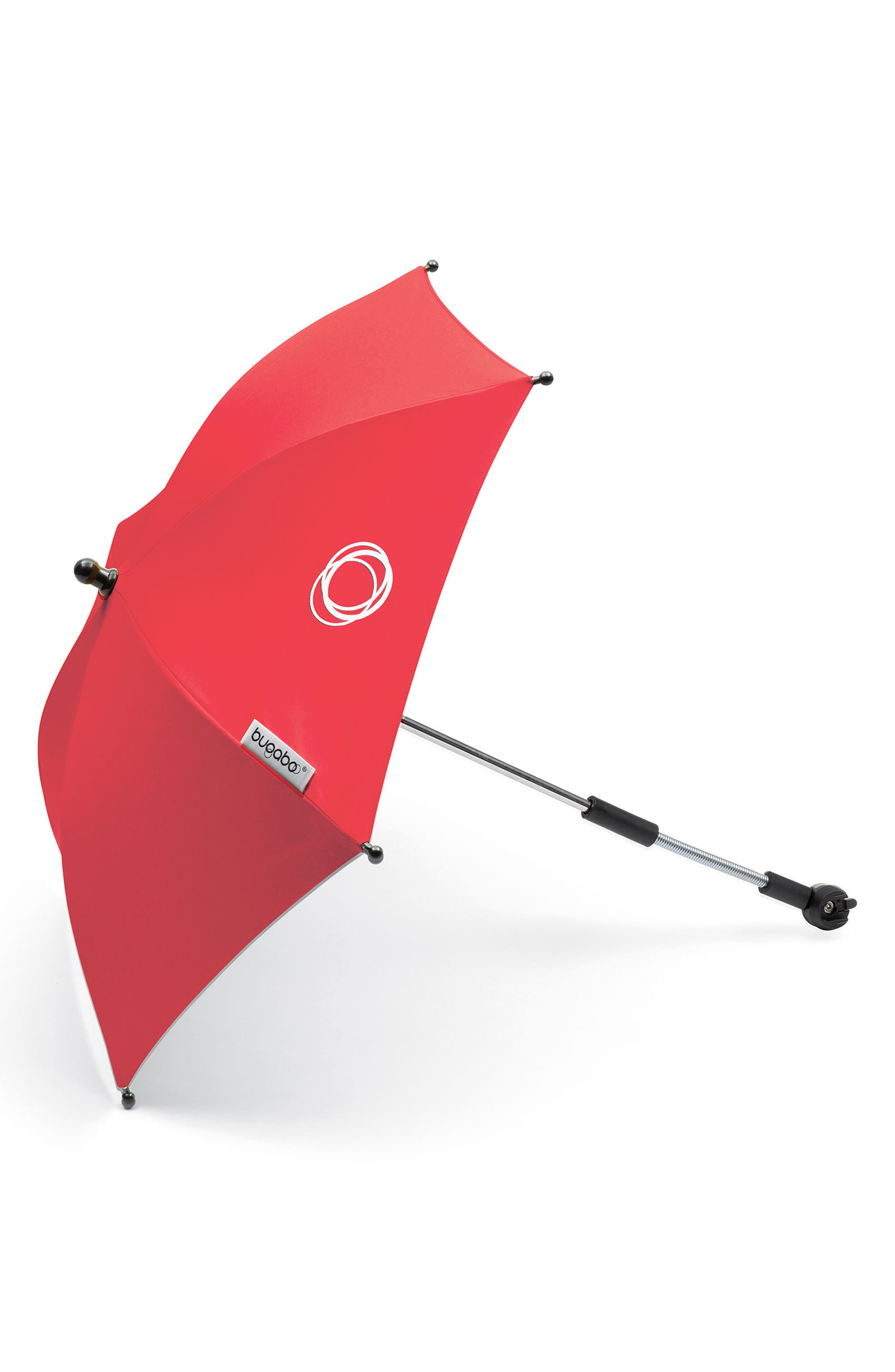 Parasol for Bugaboo Strollers,                             Main thumbnail 1, color,                             NEON RED