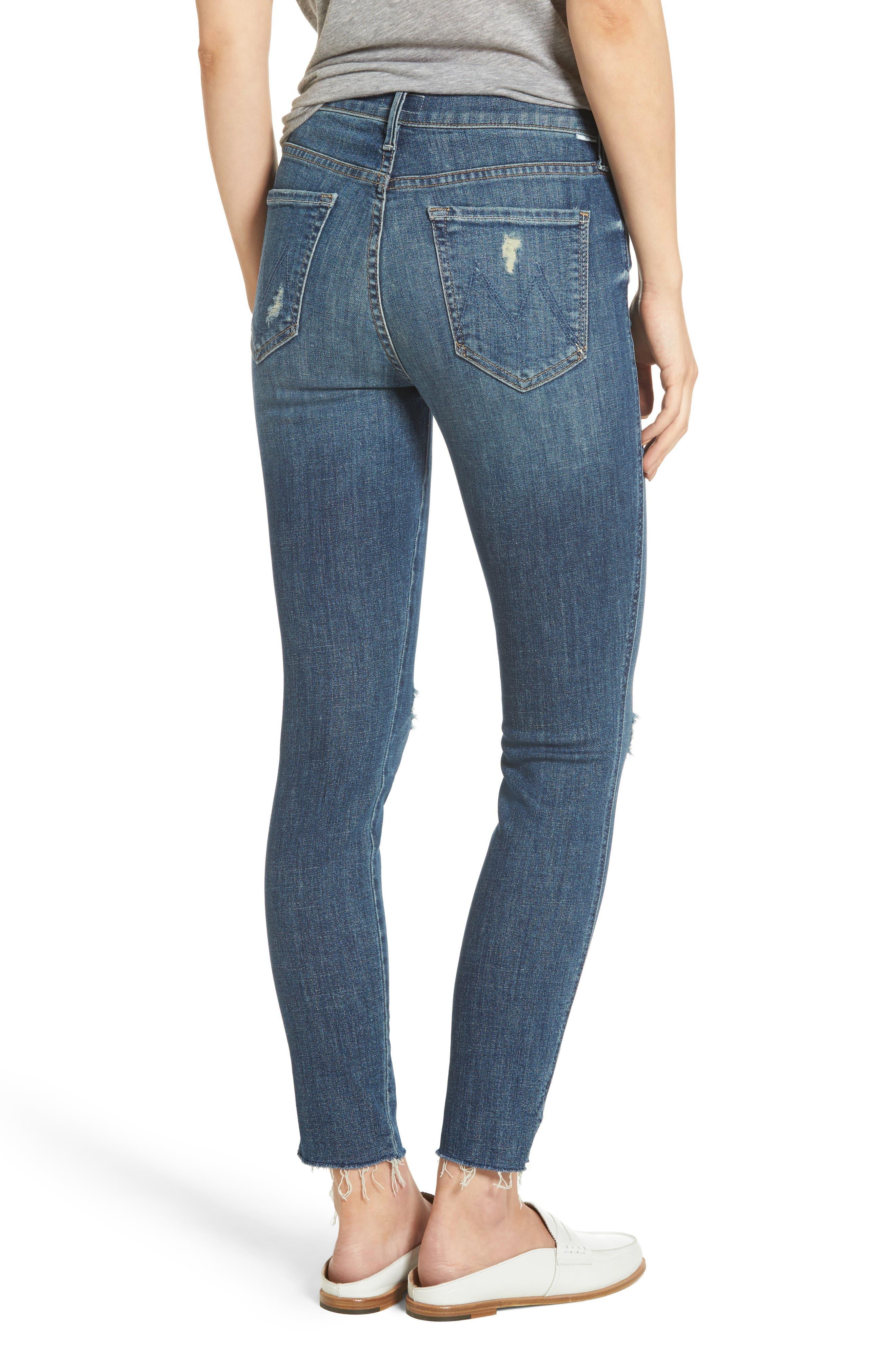 The Vamp Crop Skinny Jeans,                             Alternate thumbnail 2, color,                             419