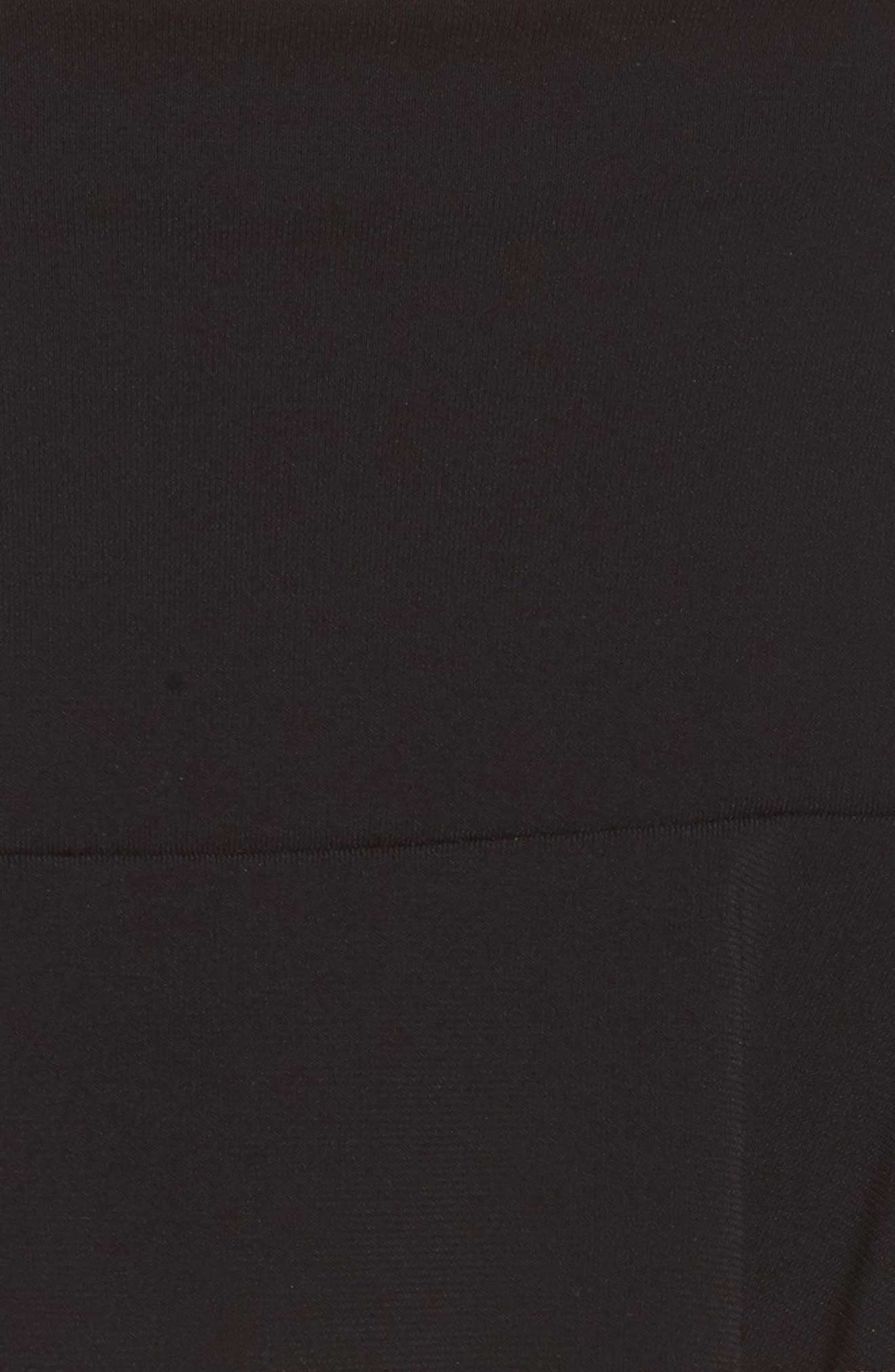 Lina Ruffle Swim Skirt,                             Alternate thumbnail 5, color,