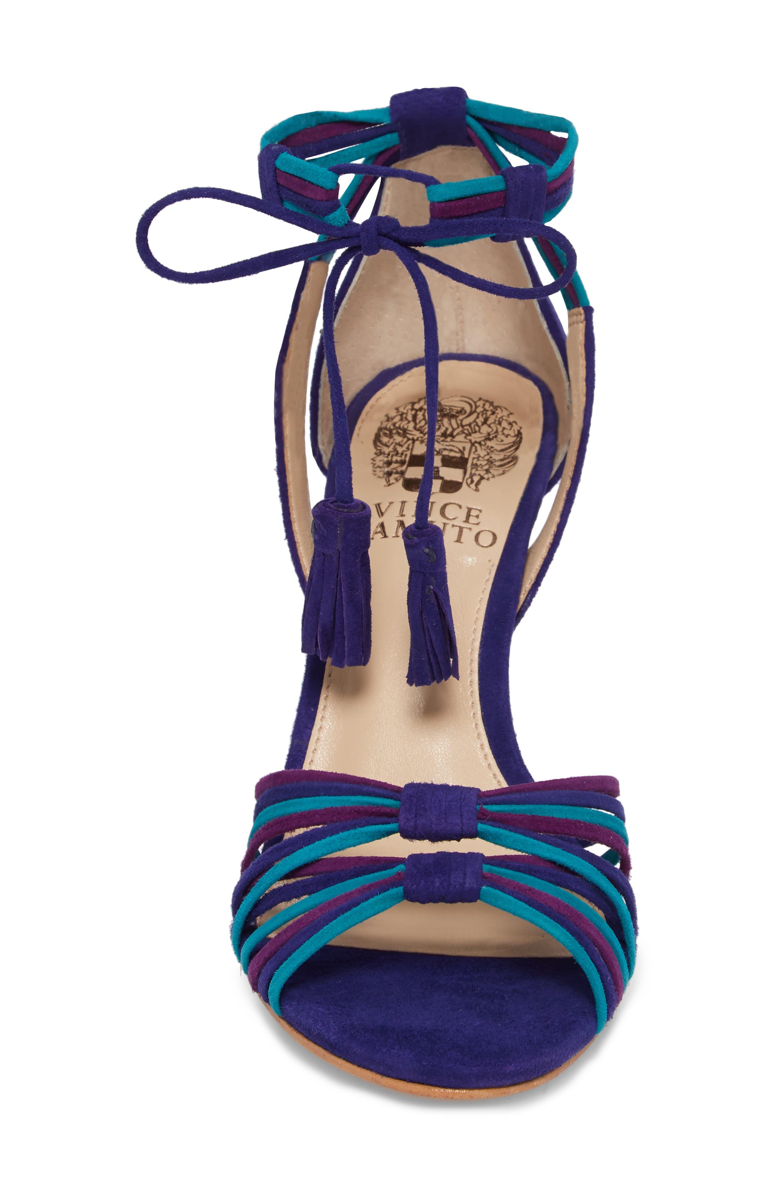 Stellima Tassel Sandal,                             Alternate thumbnail 28, color,