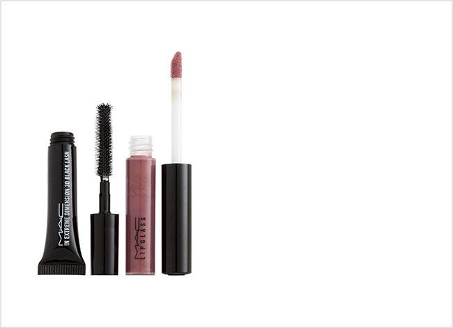 MAC gift with purchase.