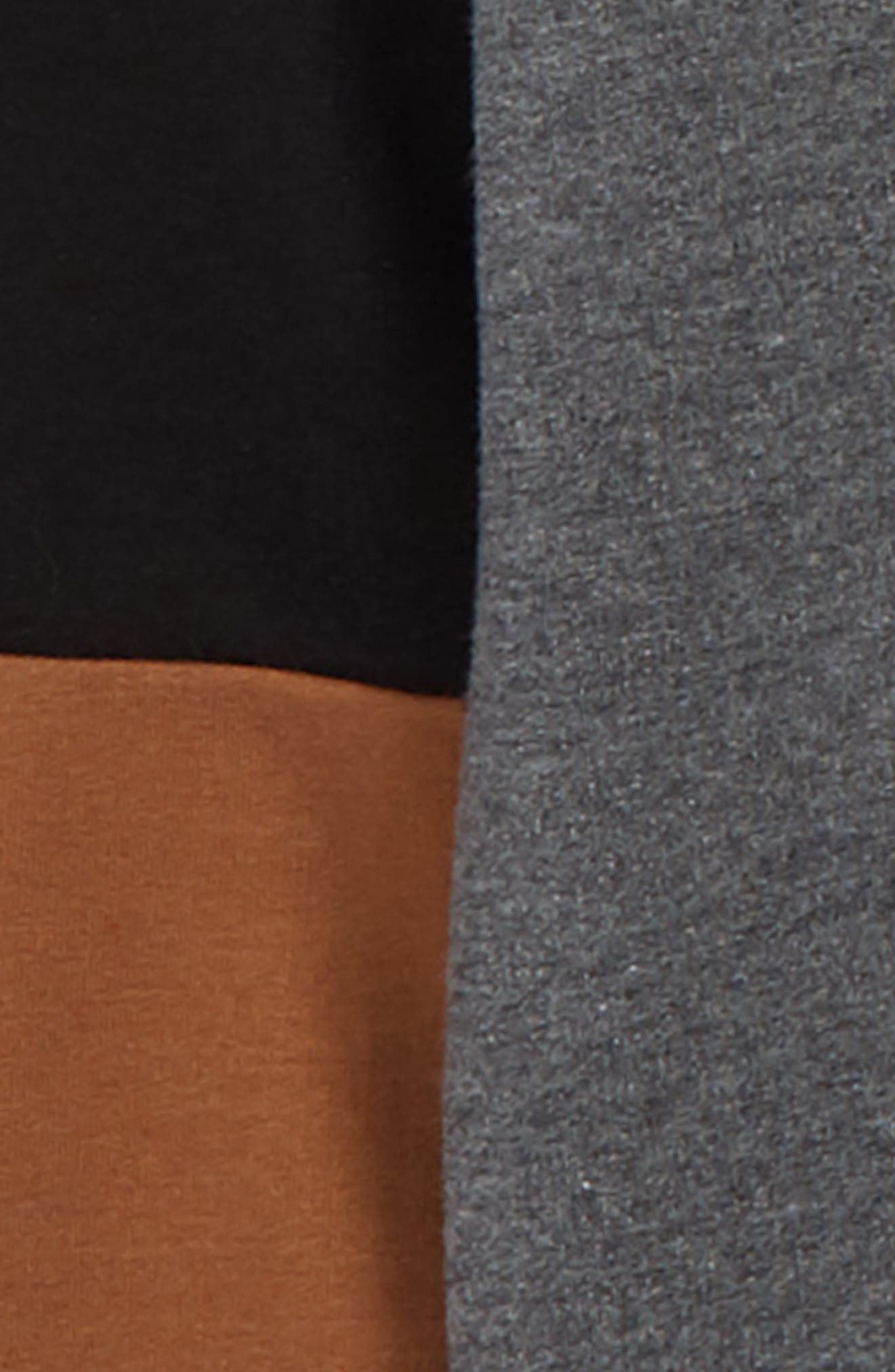 Block Sleeve Sweatshirt,                             Alternate thumbnail 2, color,                             030
